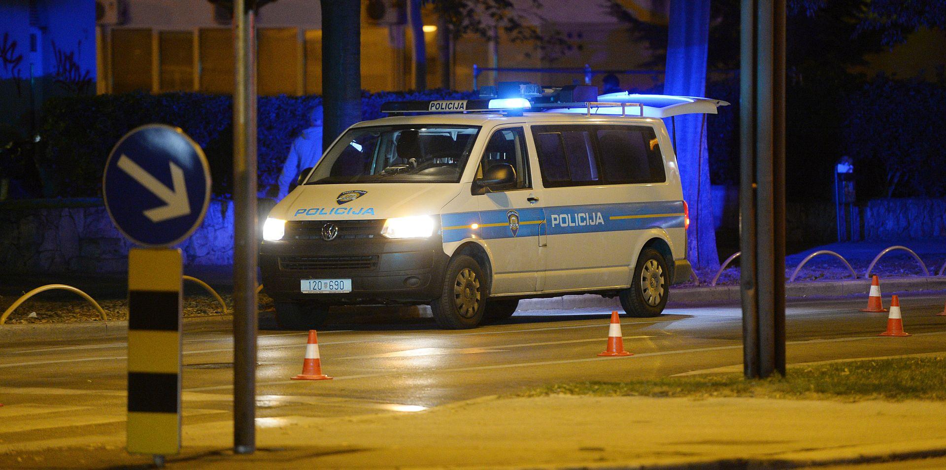 Pijana vozačica iz Splita utrkivala se s taksijem?