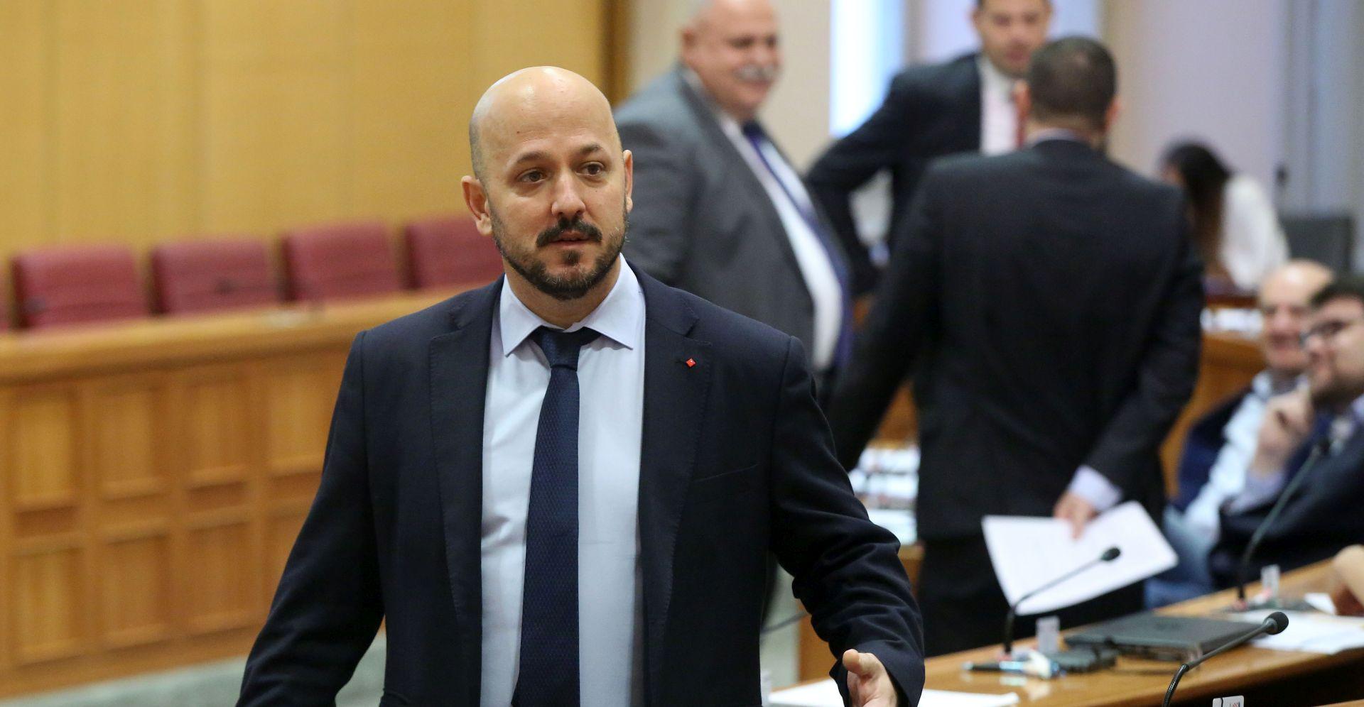 """Maras: """"Sramota da se HDZ i Bandić prepucavaju na raspravi o GUP-u"""""""