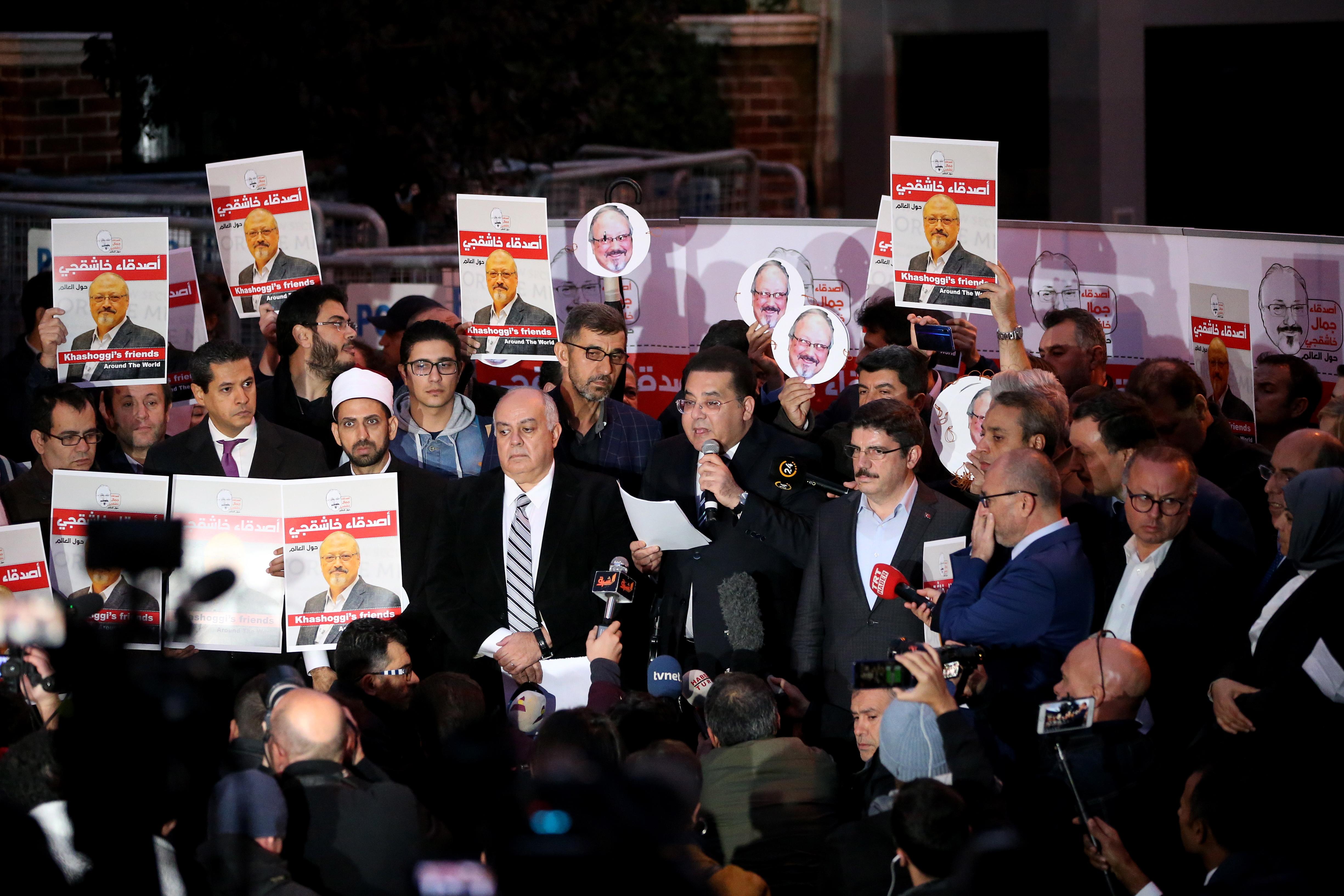 Turska traži izručenje Saudijaca osumnjičenih za Khashoggijevo ubojstvo