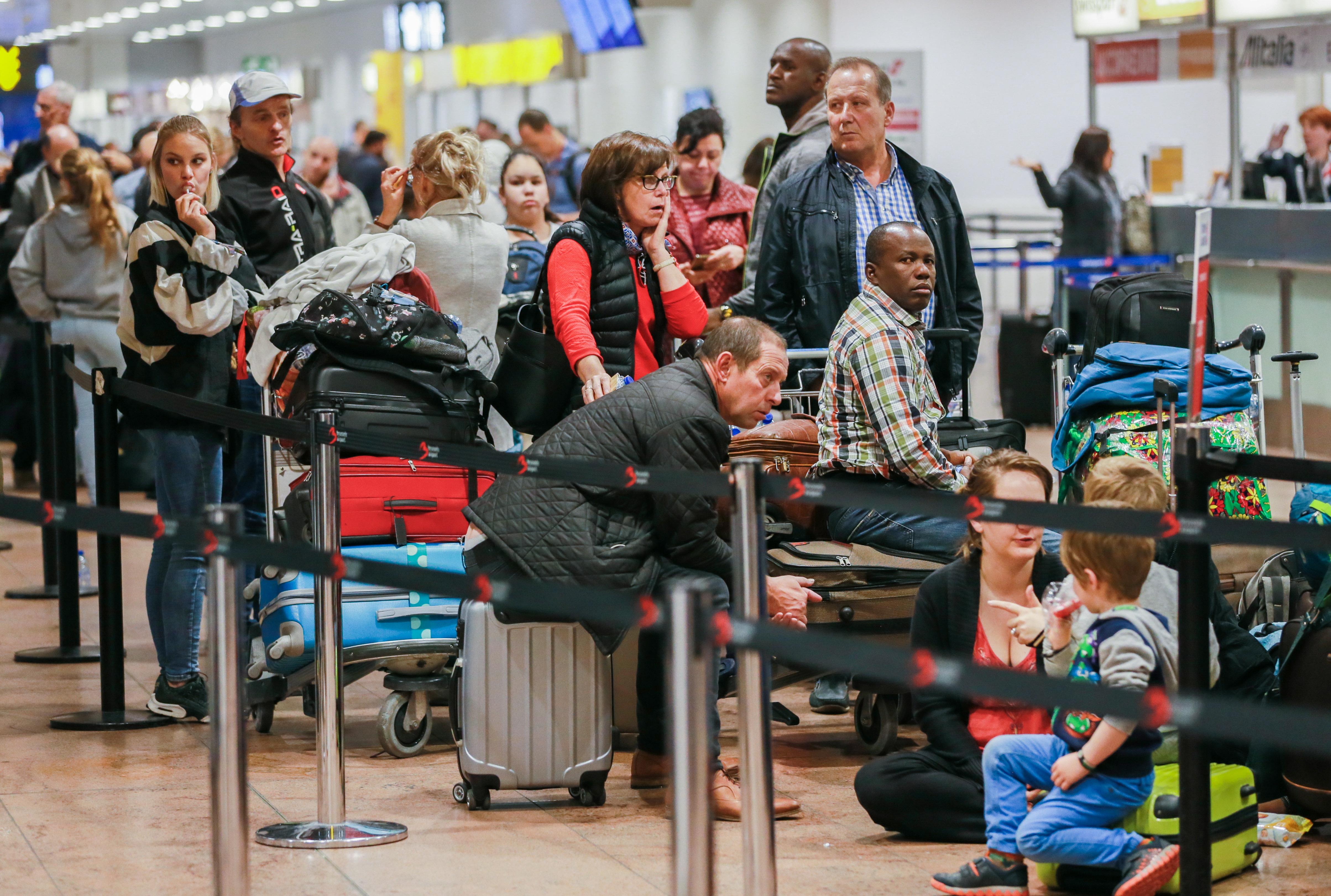 U briselskoj zračnoj luci zbog štrajka otkazano još 110 letova