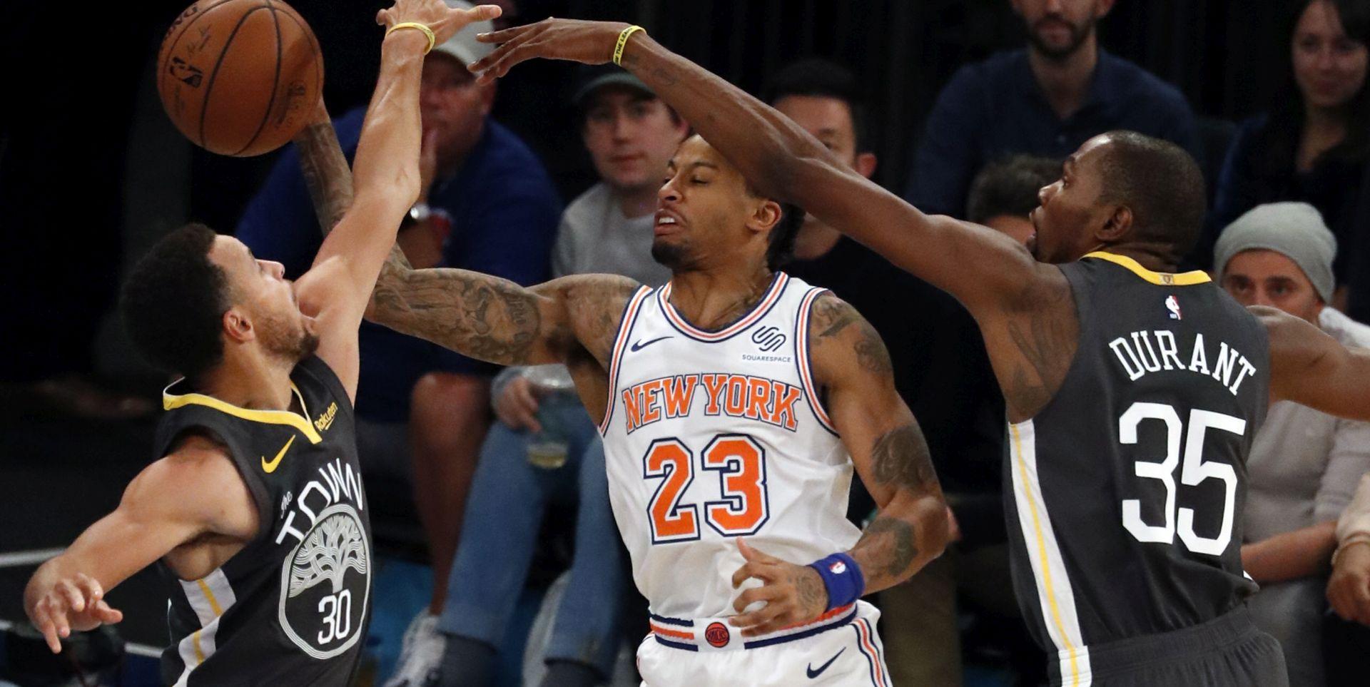 NBA Pobjeda Warriorsa i još jedan rekord Curryja