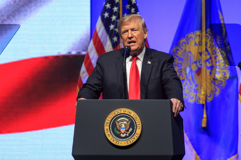 Čehoslovačka tajna policija vodila je dosje o Trumpu