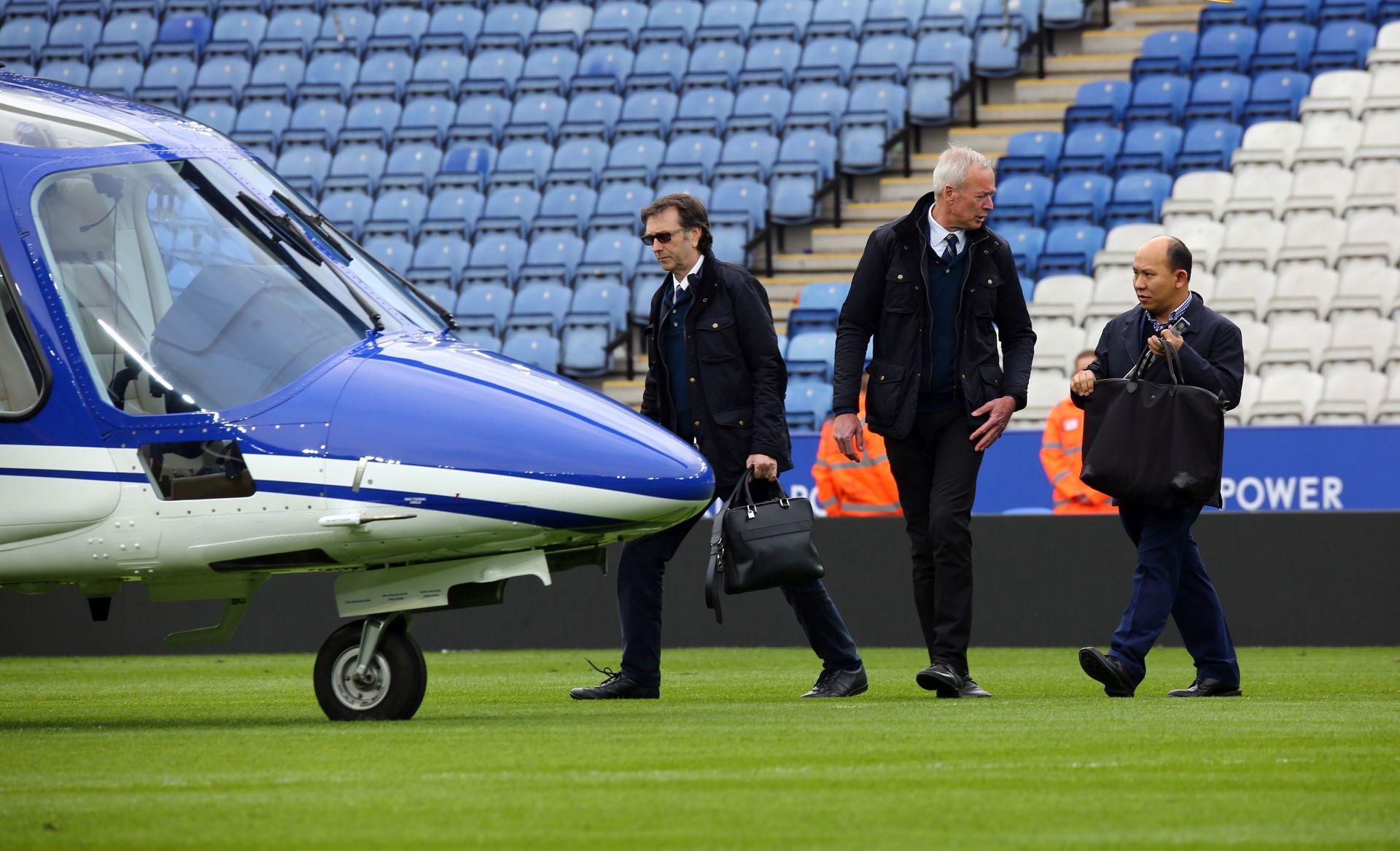 Pojavila se nova snimka tragične nesreće vlasnika Leicestera