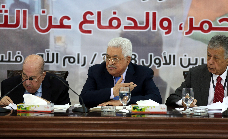 Palestinsko vijeće izglasalo prekid veza s Izraelom