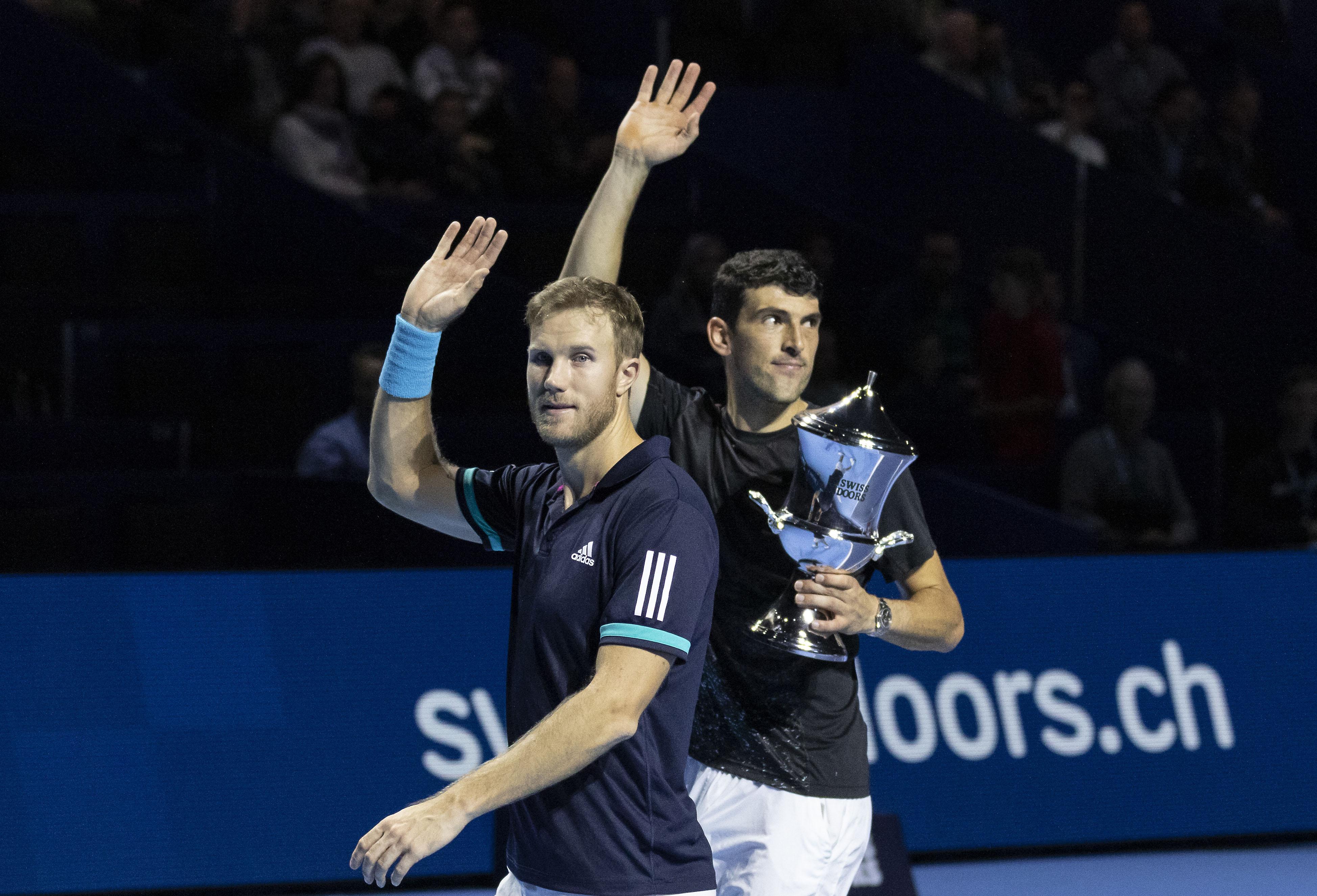 ATP BASEL Škugor i Inglot pobjednici u paru