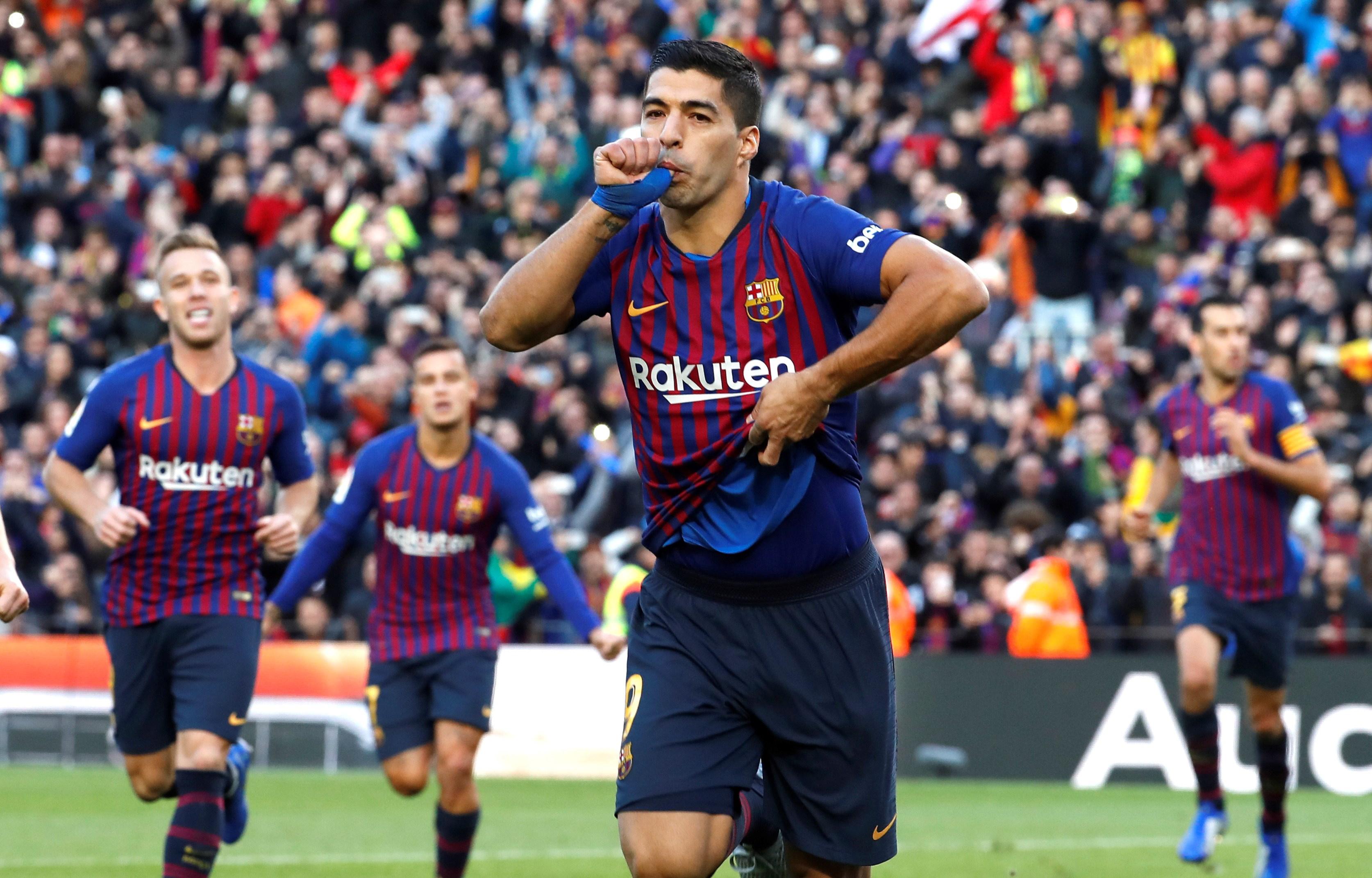 Barcelona dobila El Clasico, Suárez briljirao