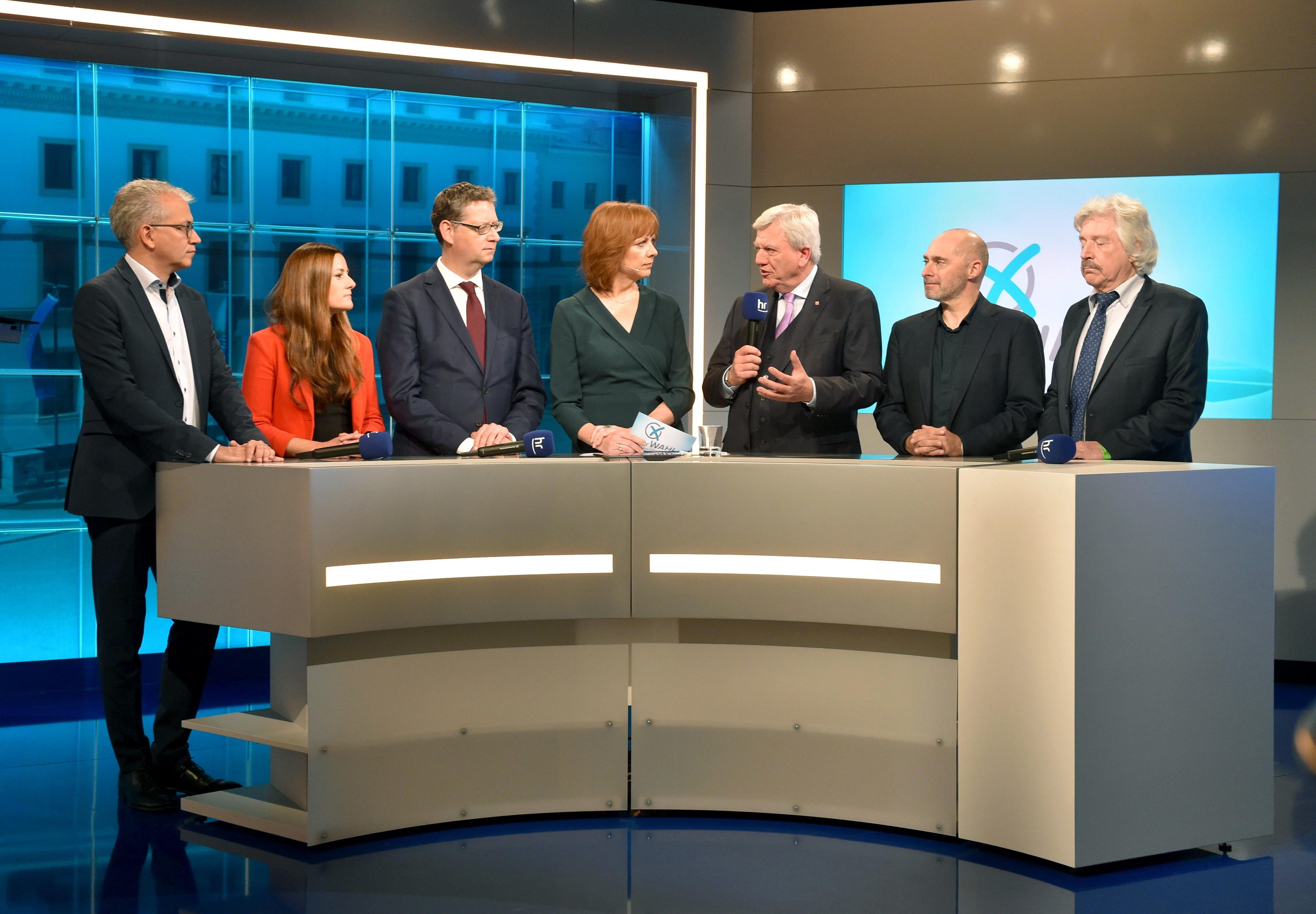 NJEMAČKA Vladine stranke izgubile u Hessenu