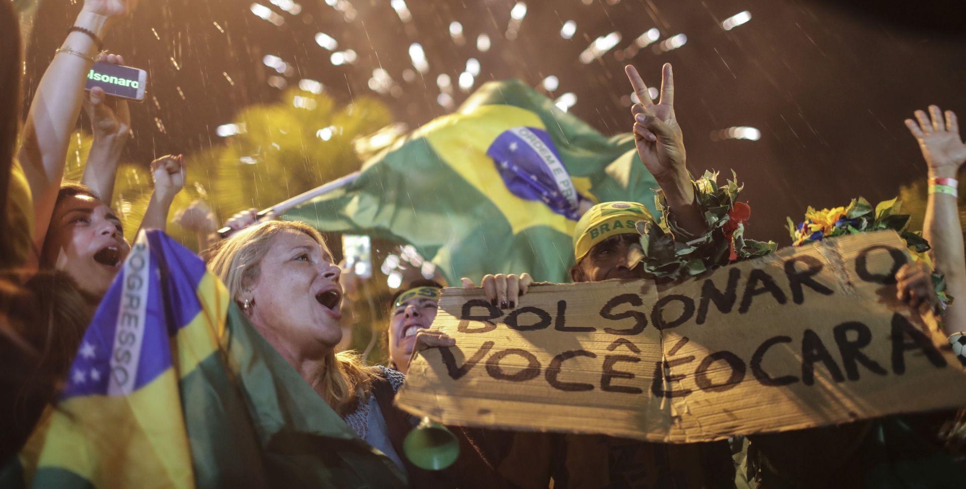 BRAZIL Bolsonaro obećao štititi ustav i demokraciju