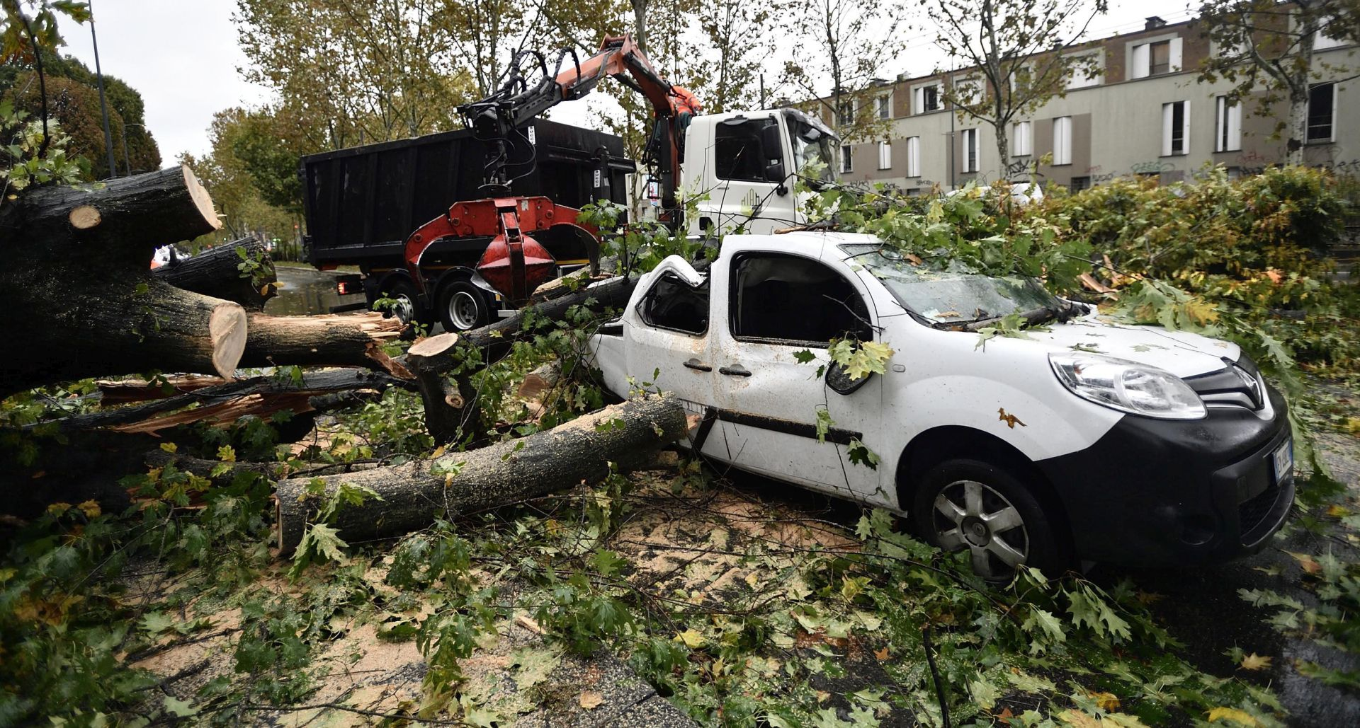 Osam poginulih u nevremenu u Italiji