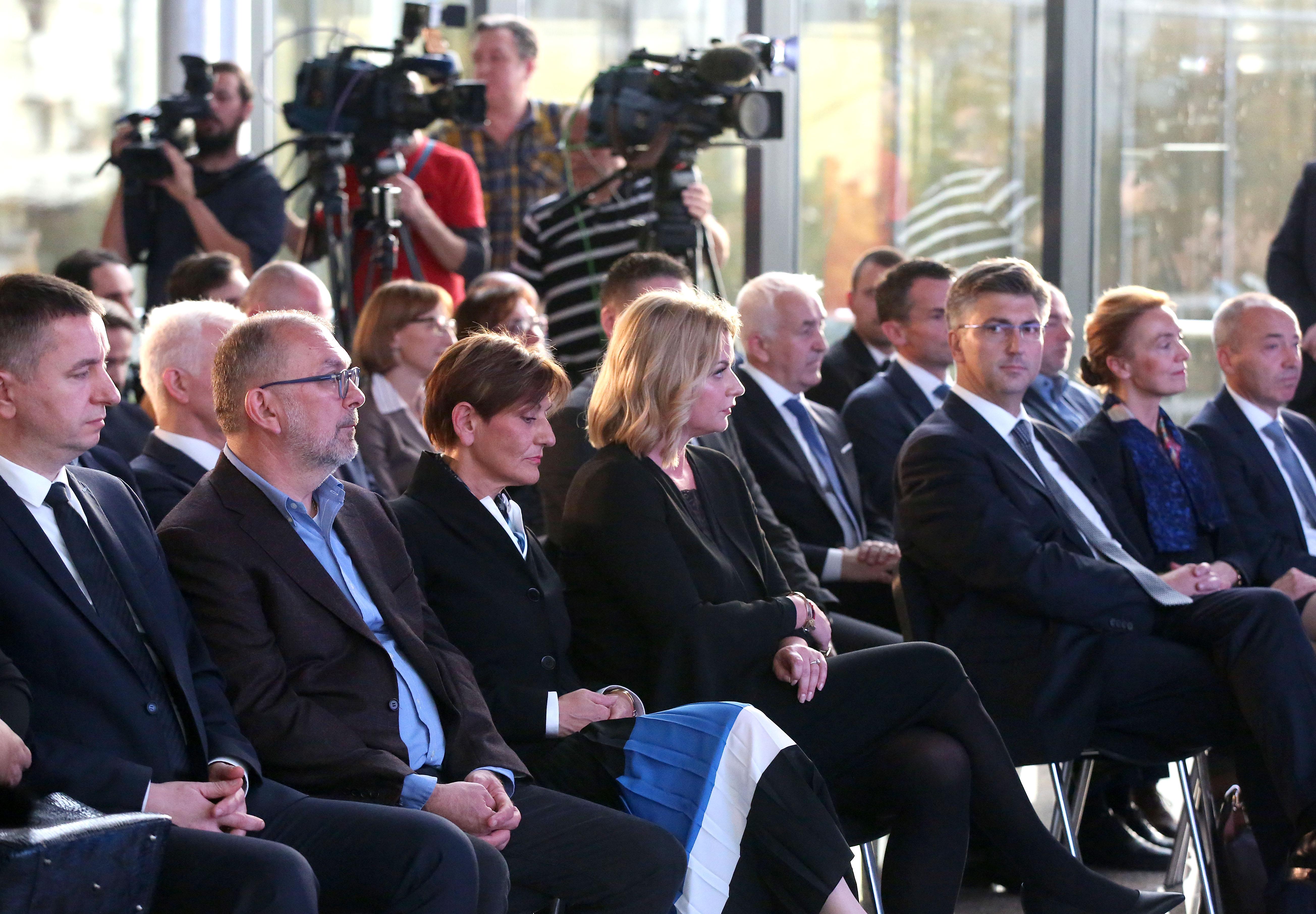 PLENKOVIĆEVI MINISTRI 'Promocija nije bila rehabilitacija Martine Dalić'