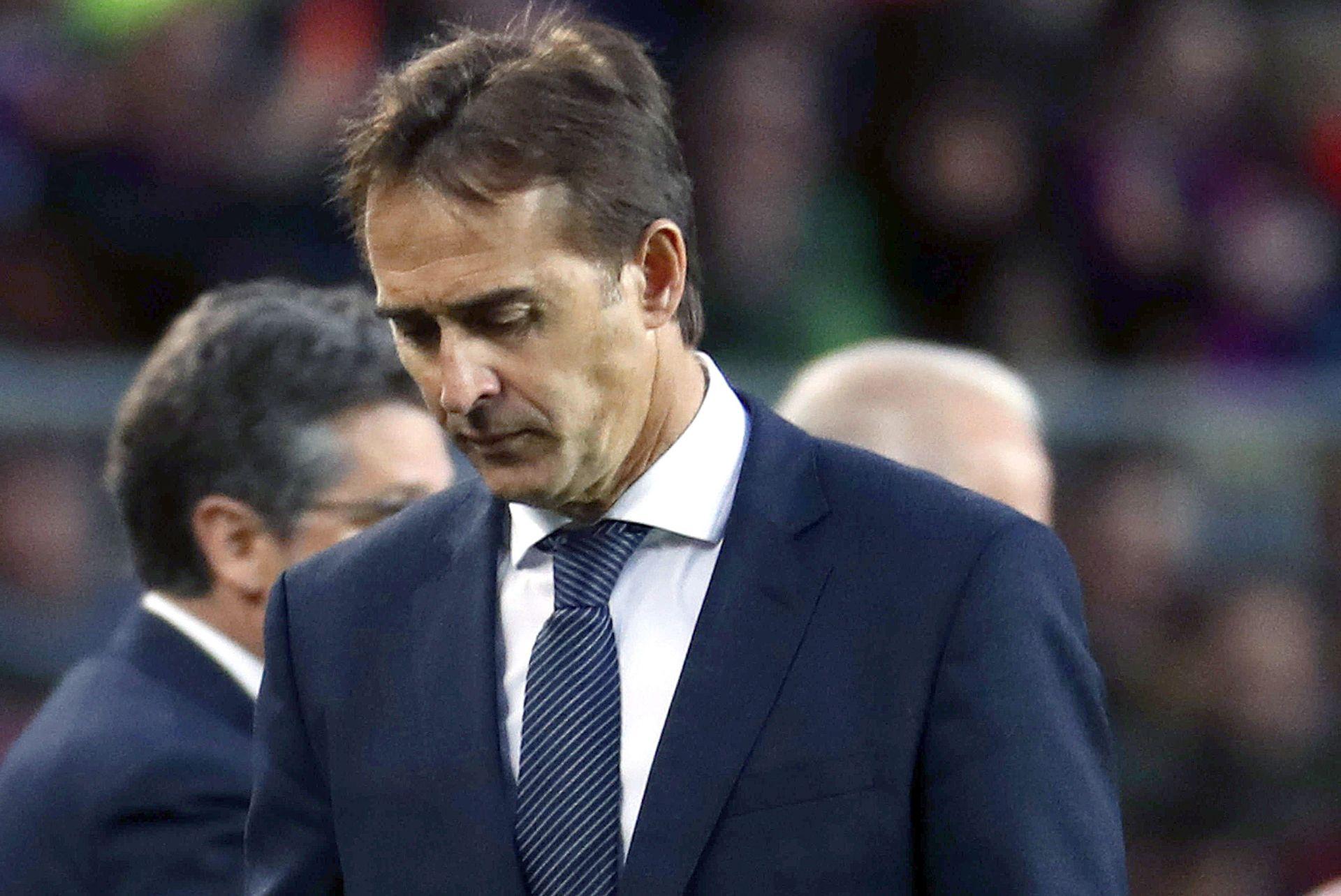 REAL MADRID Lopeteguiju otkaz, Solari privremeni trener 'Kraljeva'