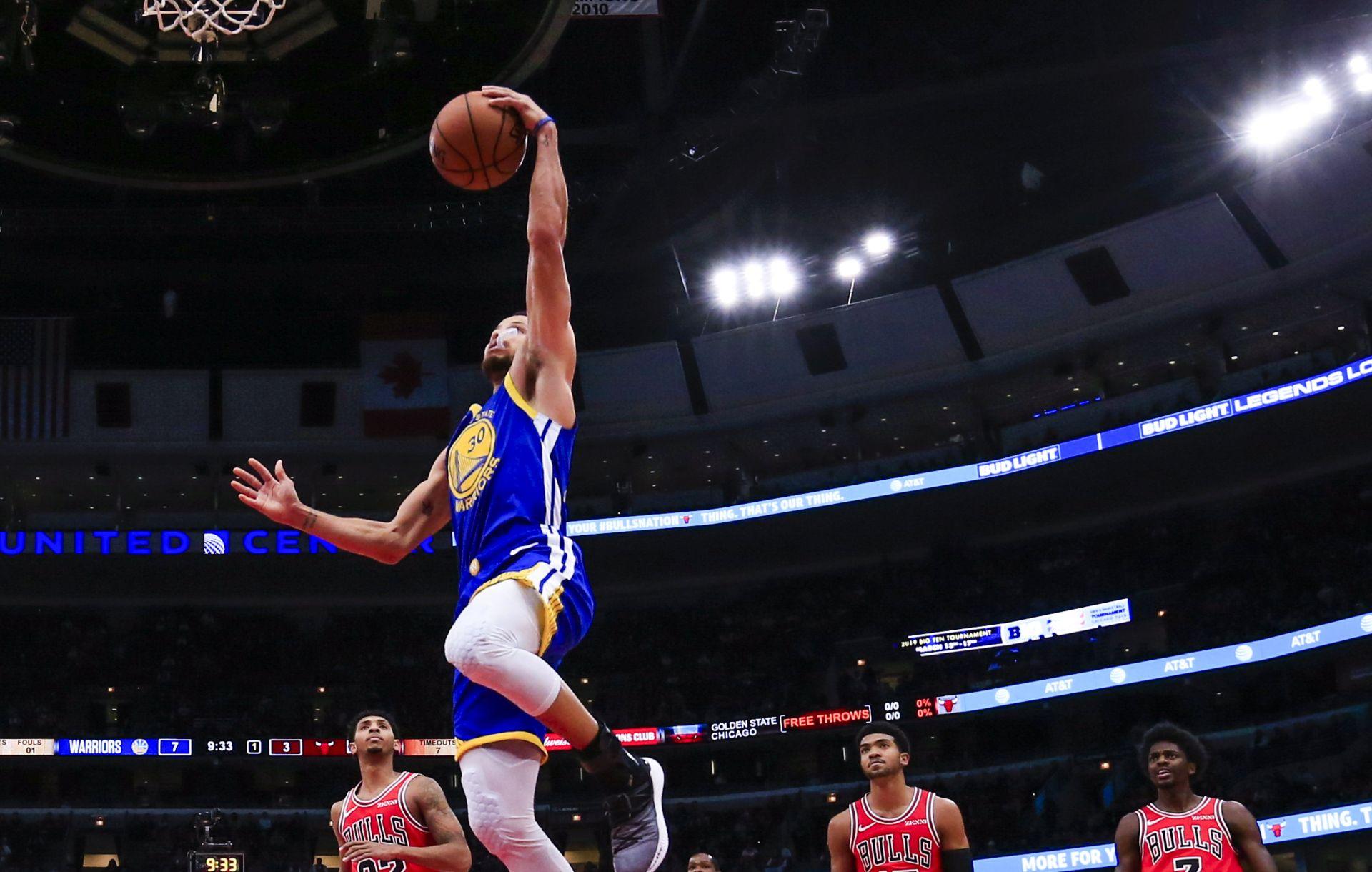 NBA Thompson Bullsima ubacio rekordnih 14 trica