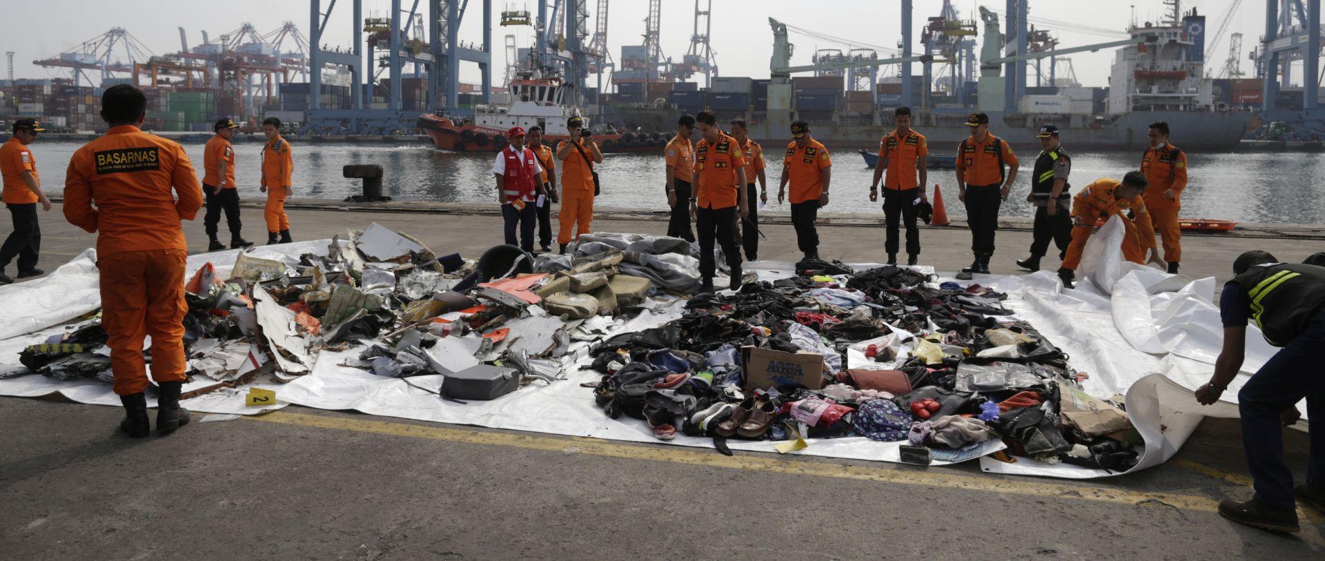 Nastavlja se potraga za srušenim indonezijskim zrakoplovom