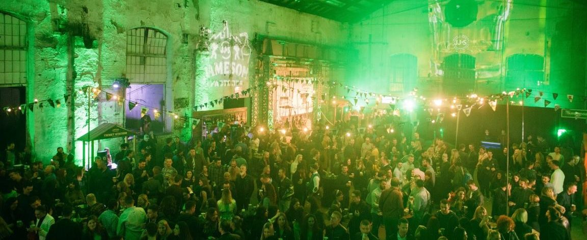 FOTO: Tvornica vlakova Gredelj se pretvorila u party zonu