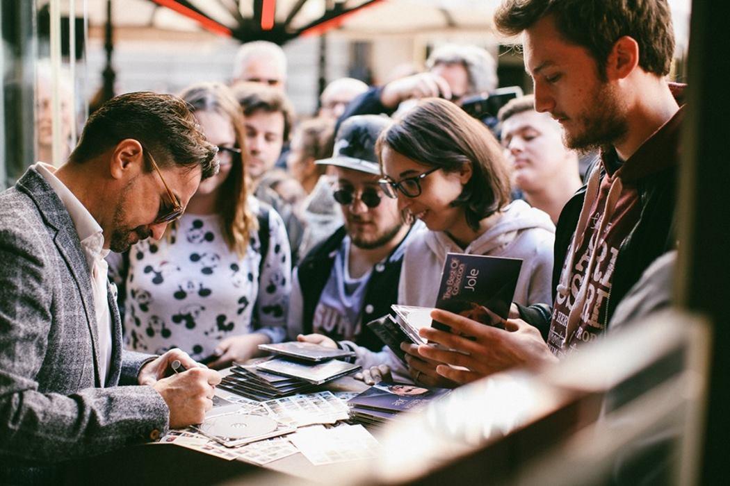 FOTO: Mnogi poznati došli na druženje s glazbenikom Joškom Čagljem Jolom