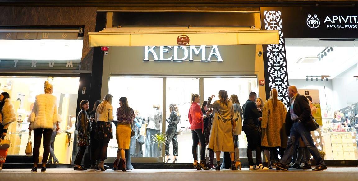 FOTO: Luksuzni brend Kedma Cosmetics otvorio prodavaonicu u Zagrebu