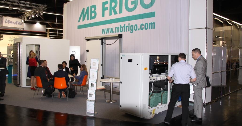 Hrvatski proizvođač MB Frigo na Međunarodnom sajmu Chillventa