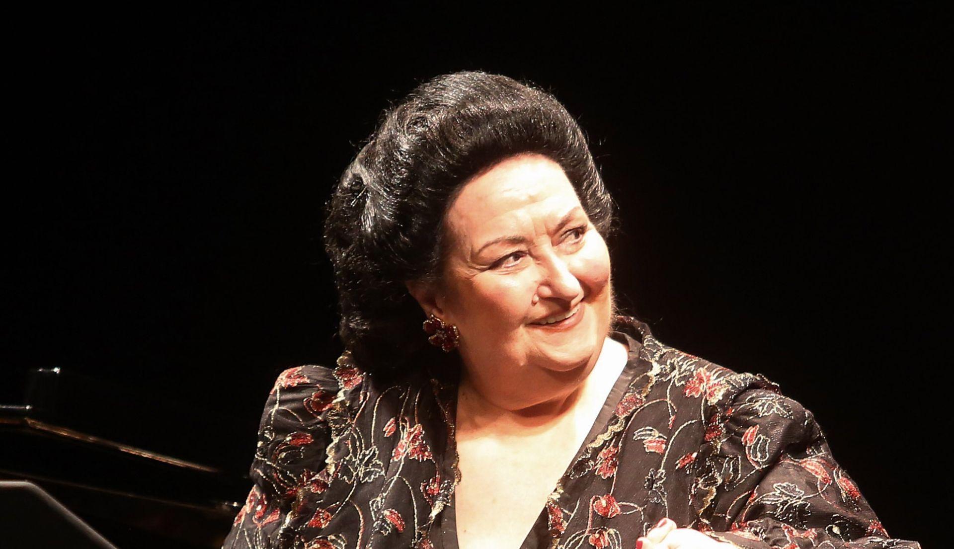 VIDEO Umrla Montserrat Caballe