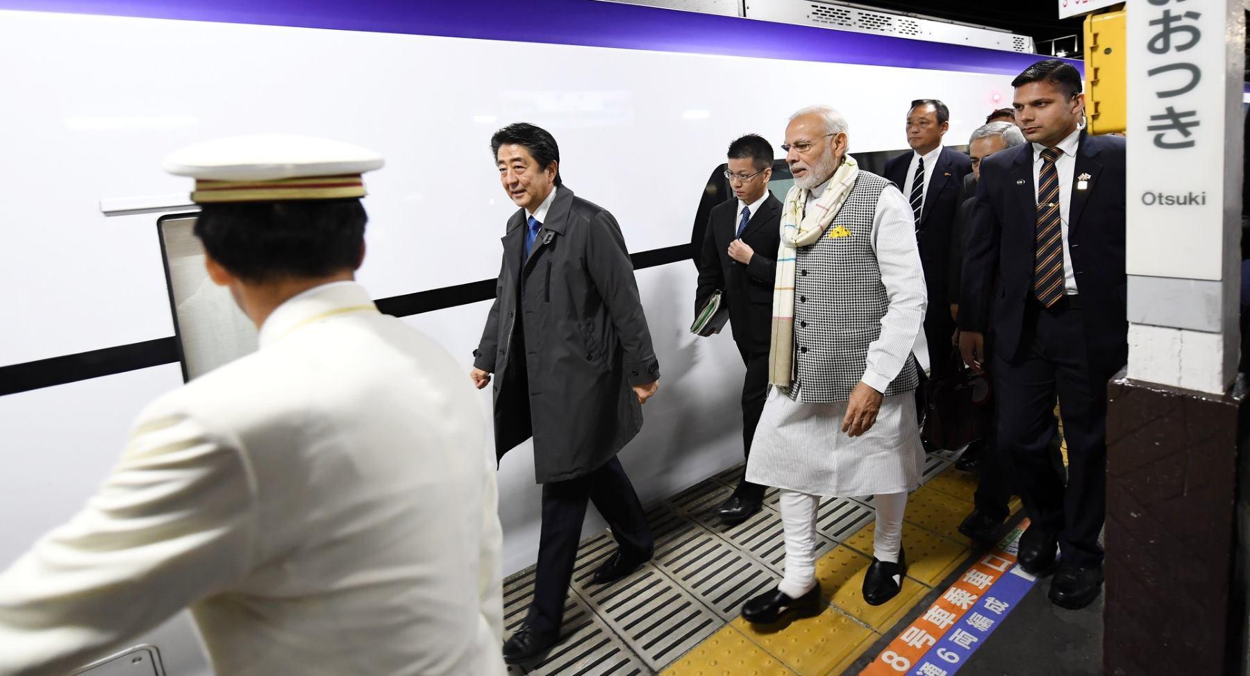 VIDEO: Narendra Modi u tradicionalnom posjetu Japanu