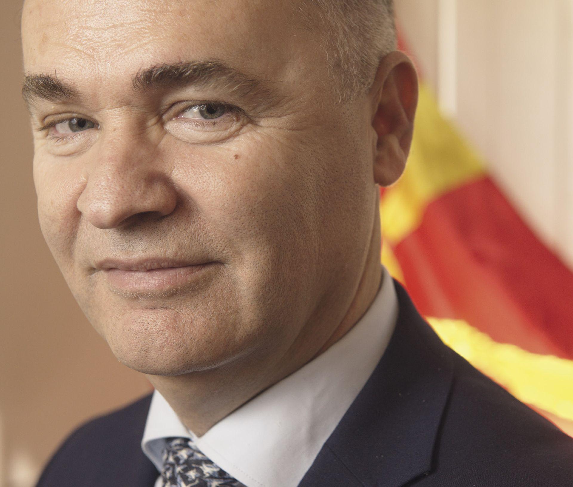 DŽAFERI 'Rezultati referenduma podrška su europskoj Makedoniji'