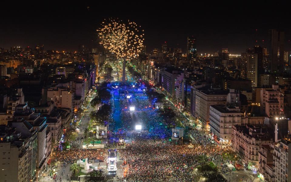VIDEO: Otvorene Olimpijske igre mladih u Buenos Airesu