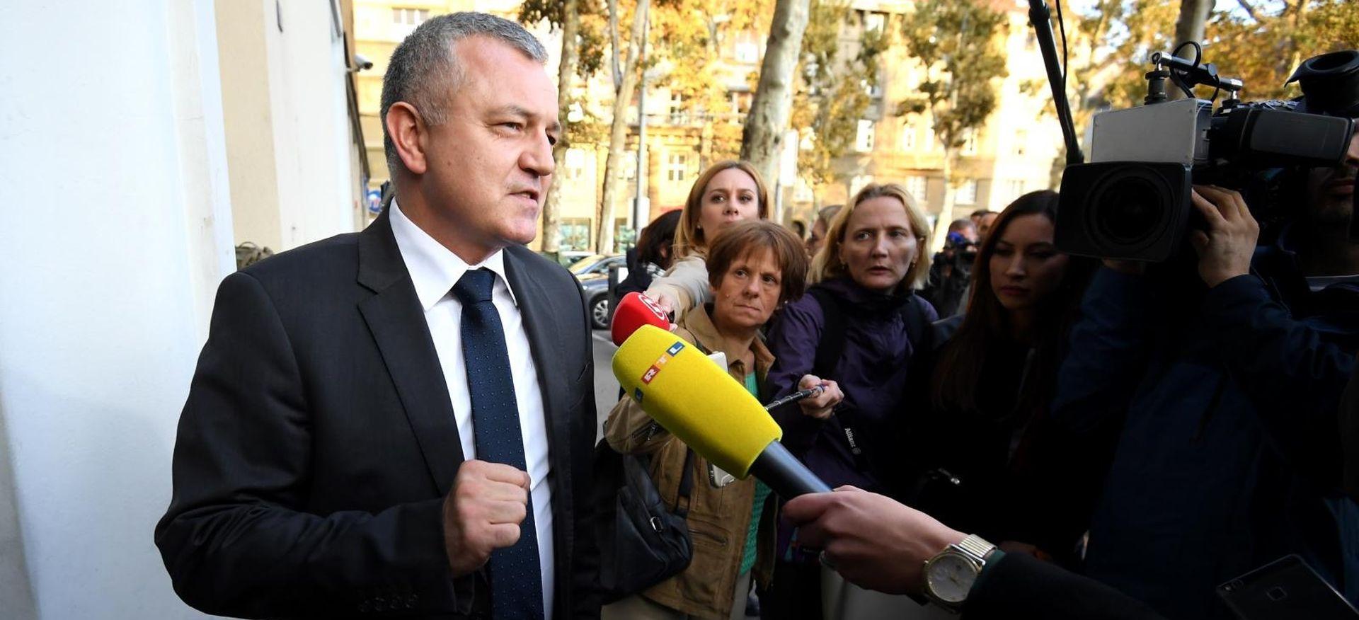 """HORVAT """"Novi program restrukturiranja Uljanika uskoro u Bruxellesu"""""""