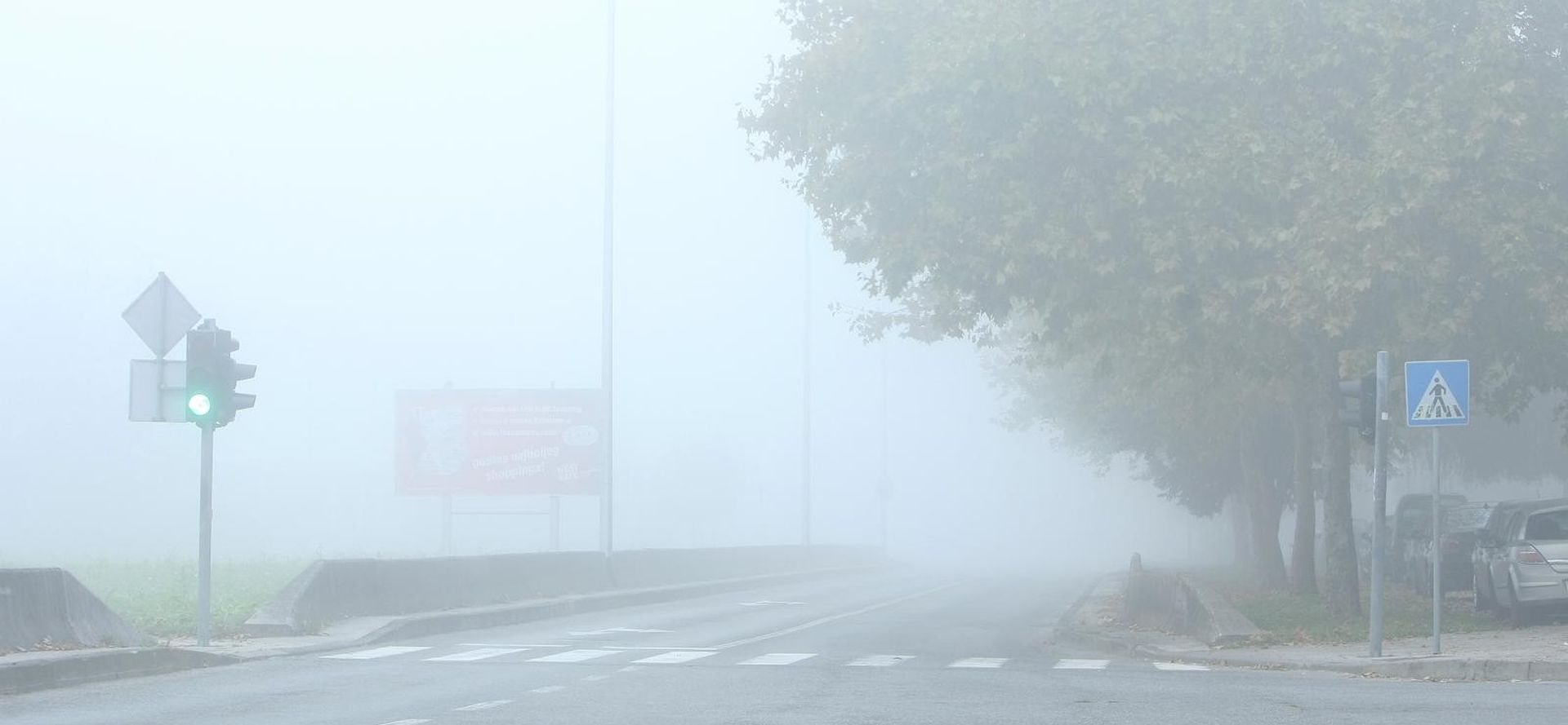 Magla smanjuje vidljivost, kolona na A2 i A4