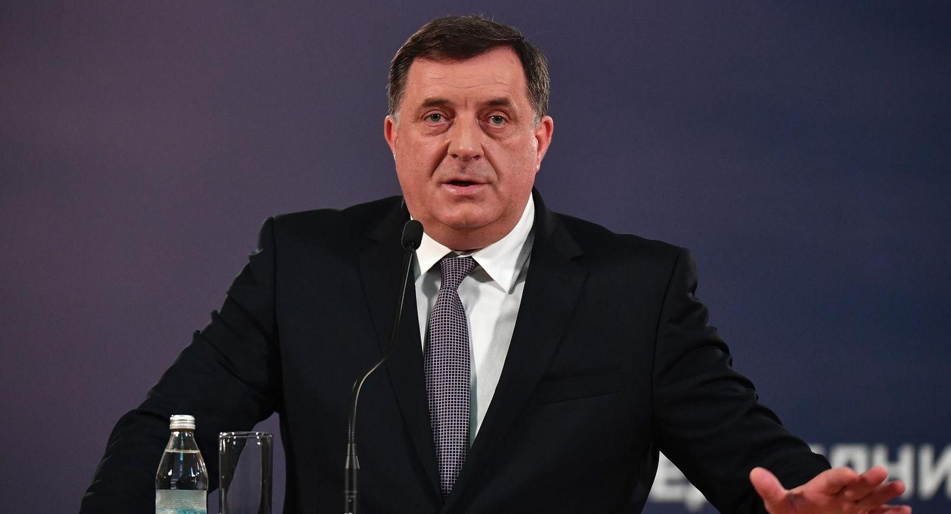 Čović i Dodik dogovorili koaliciju