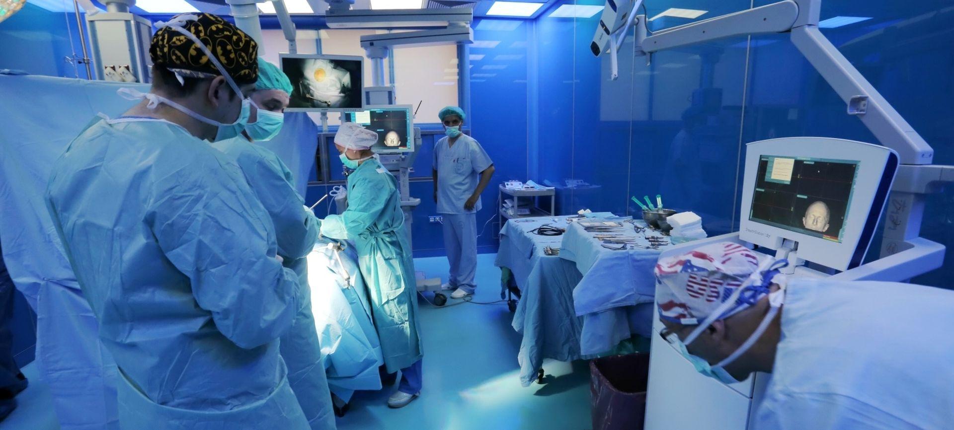 KBC Zagreb prvi u JI Europi nabavio uređaj za reanimaciju bubrega