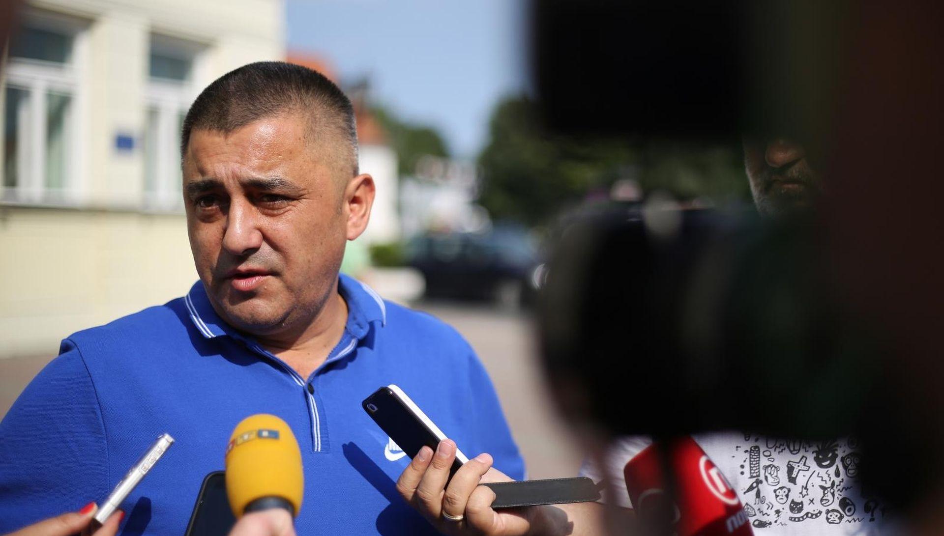 Vinković nepravomoćno osuđen na 10 mjeseci zatvora