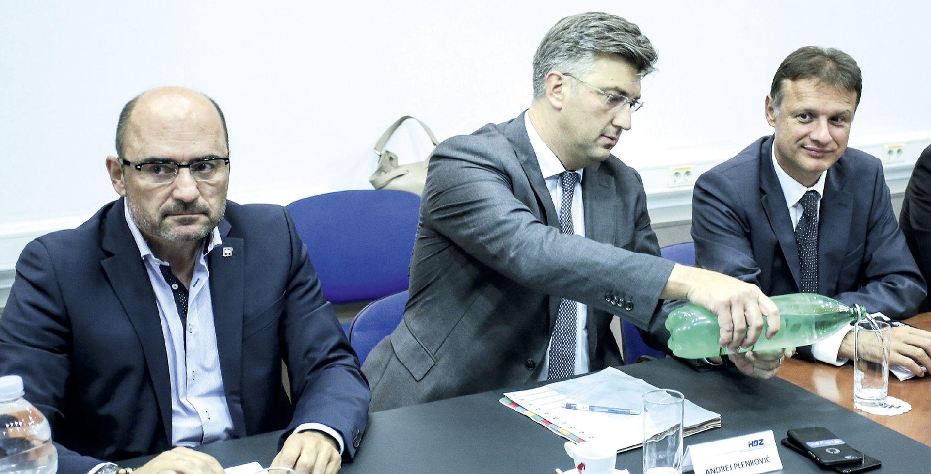 PLAN ZA PREVRAT Desno krilo HDZ-a želi Brkića za šefa stranke