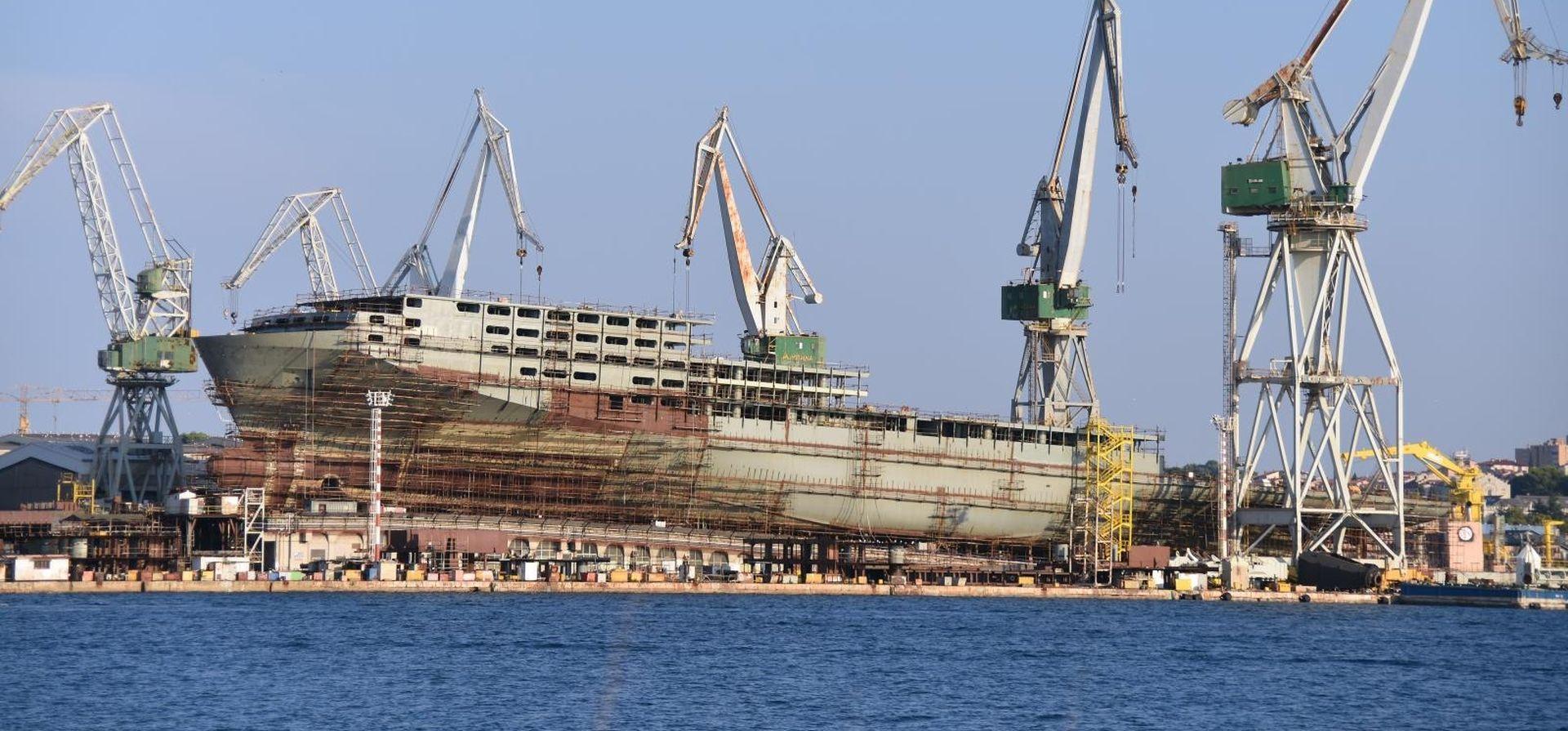 I kanadski naručitelj Uljaniku otkazao ugovor o gradnji broda
