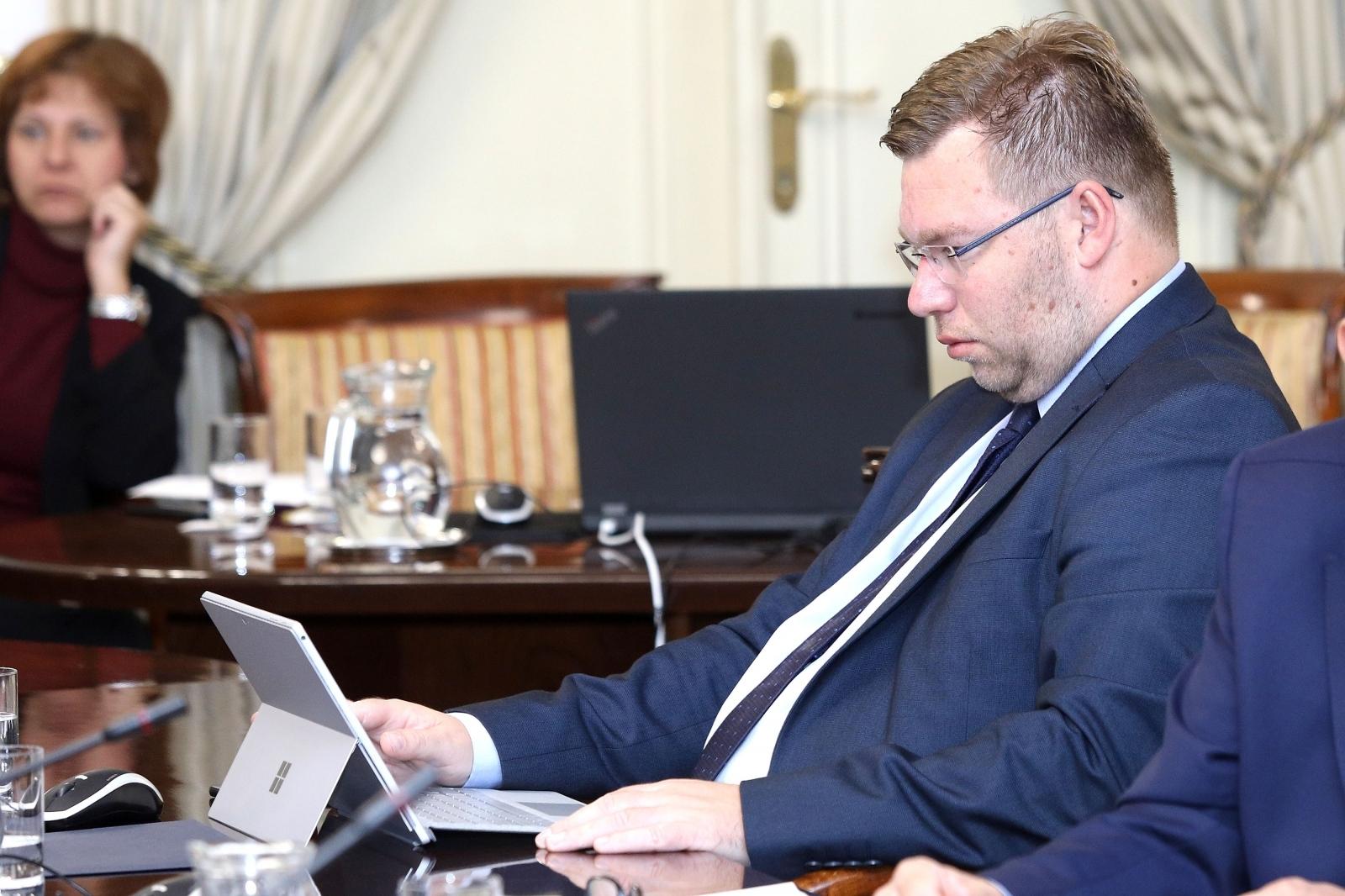 PAVIĆ 'Mirovinska reforma pokrenuta je radi povećanja mirovina'