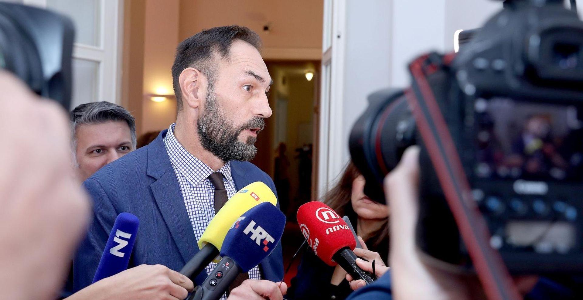 """JELENIĆ """"Tada nije bilo dokaza protiv Brkića, slijedi nova istraga"""""""
