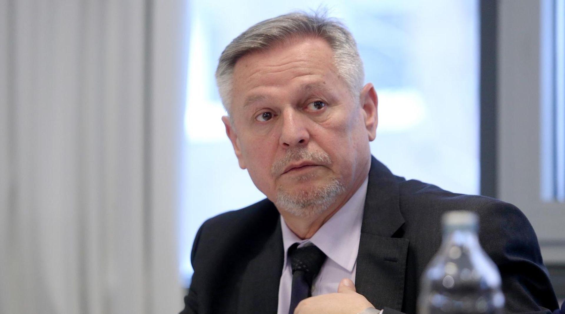 """VIDOVIĆ """"SDP predlaže povećanje mirovina od 300 kuna"""""""