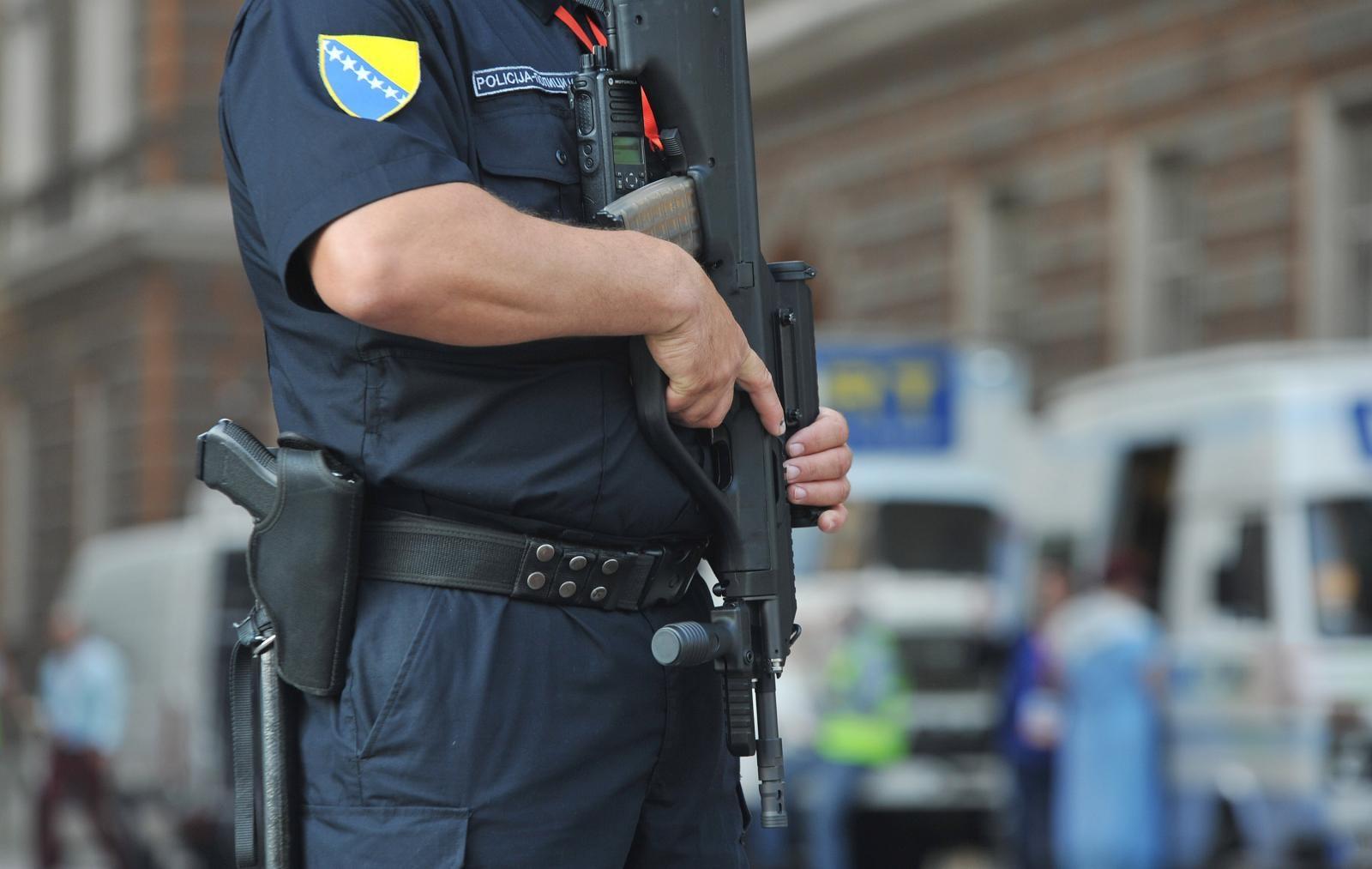 SARAJEVSKA POLICIJA 'Naši kolege žrtve su organiziranog kriminala'