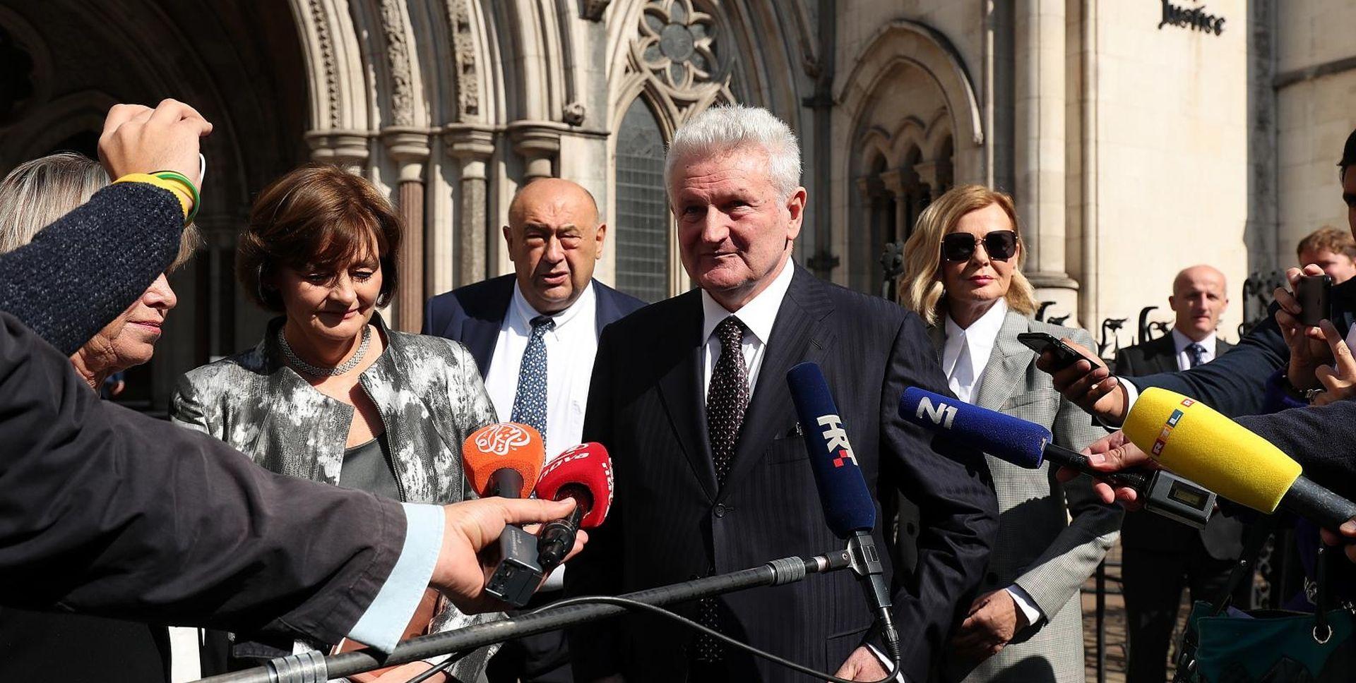Sutra odluka o Todorićevu pravu na žalbu