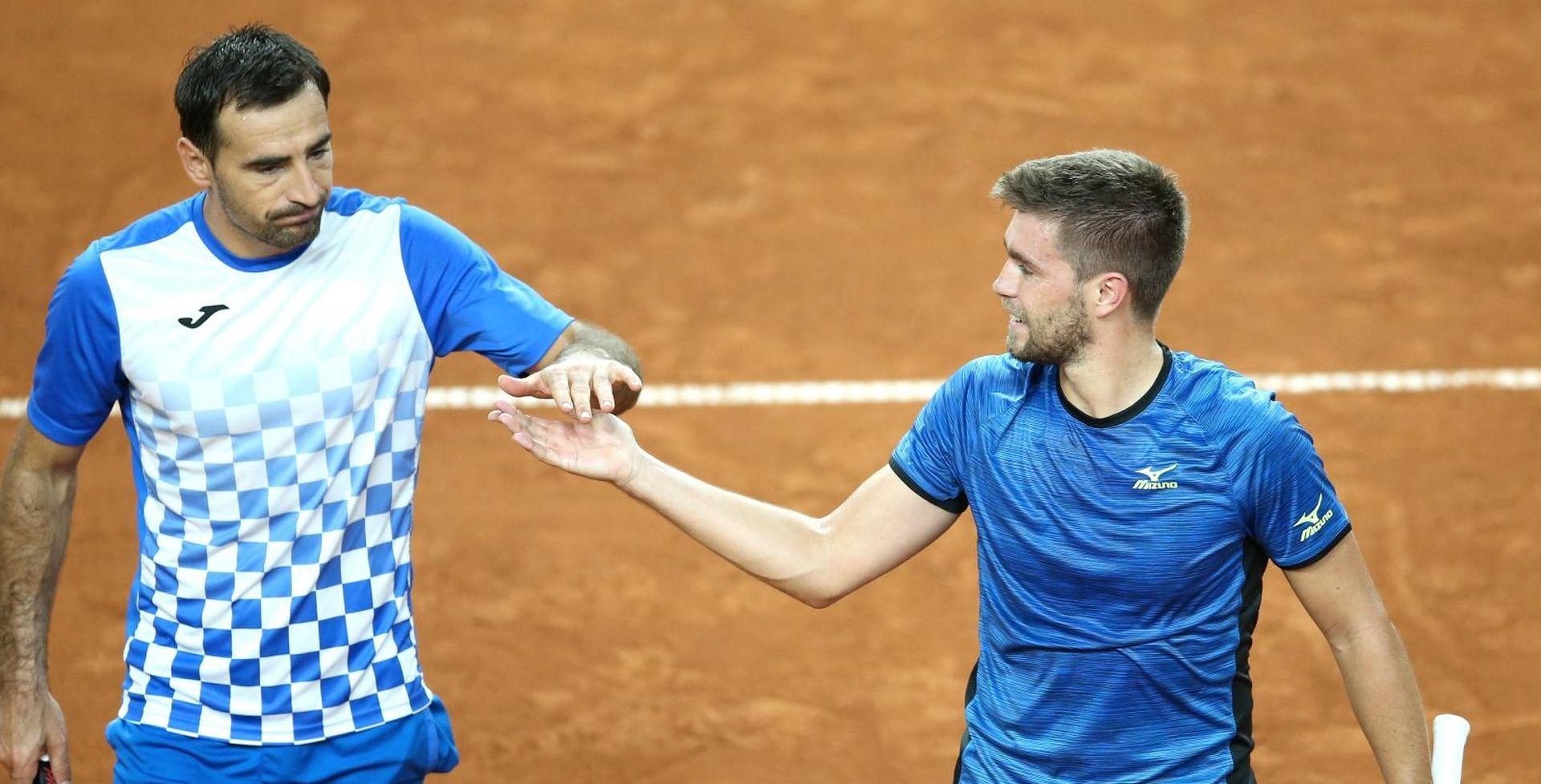 ATP PEKING Dodig i Mektić u polufinalu