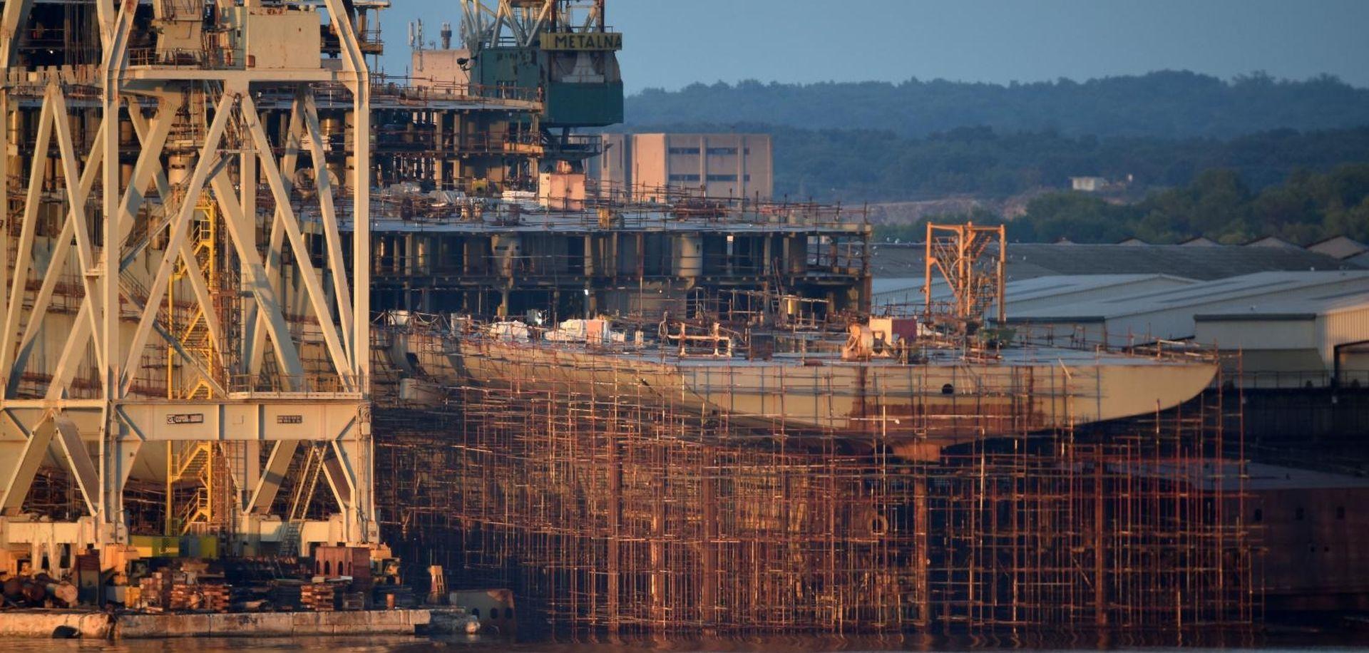 Uljanik jednostrano raskinuo ugovor o gradnji broda