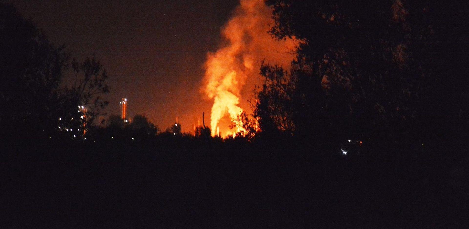 Jedna osoba poginula u eksploziji u rafineriji u Bosanskom Brodu