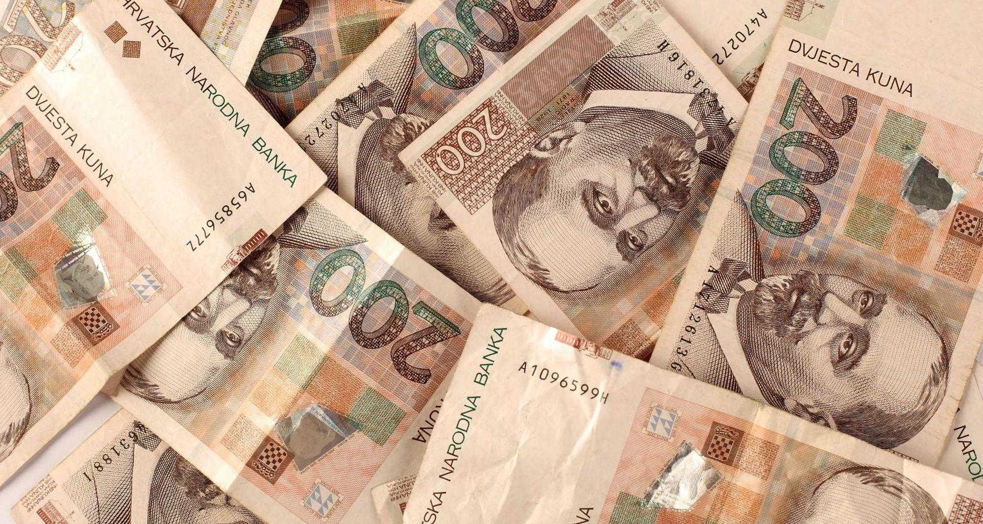 Prosječna zagrebačka neto plaća za lipanj 7.278 kuna