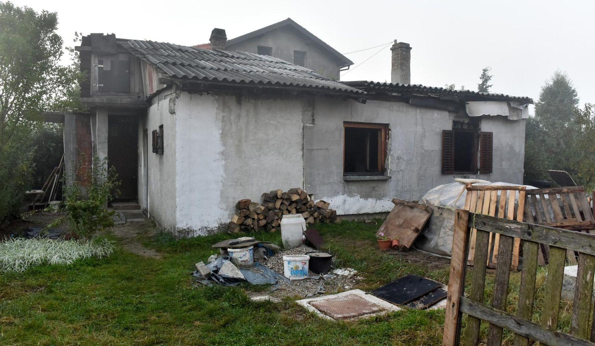 U požaru kuće poginula žena, supružnik teško ozlijeđen