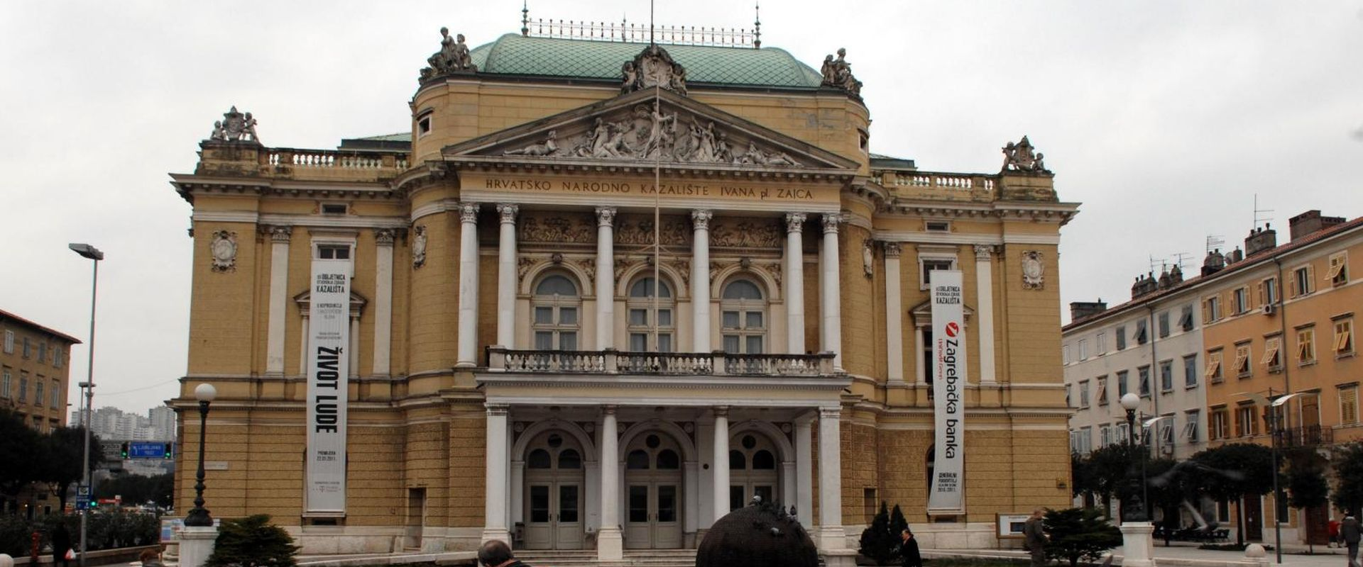 "Nova premijera riječke Talijanske drame ""Felici e contente"""