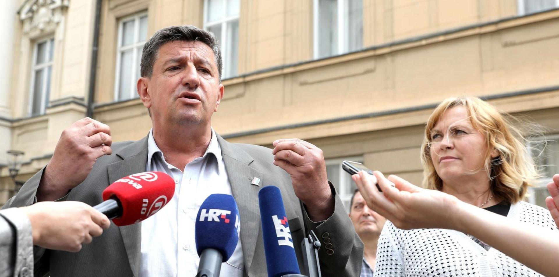 Sačić dao neopozivu ostavku u Generalskom zboru
