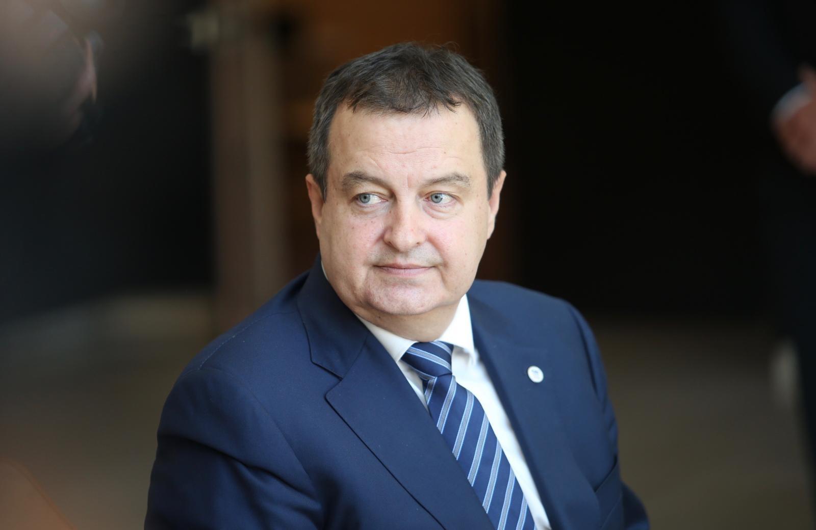 DAČIĆ 'Ideja o povlačenju UN-a s Kosova je znanstvena fantastika'