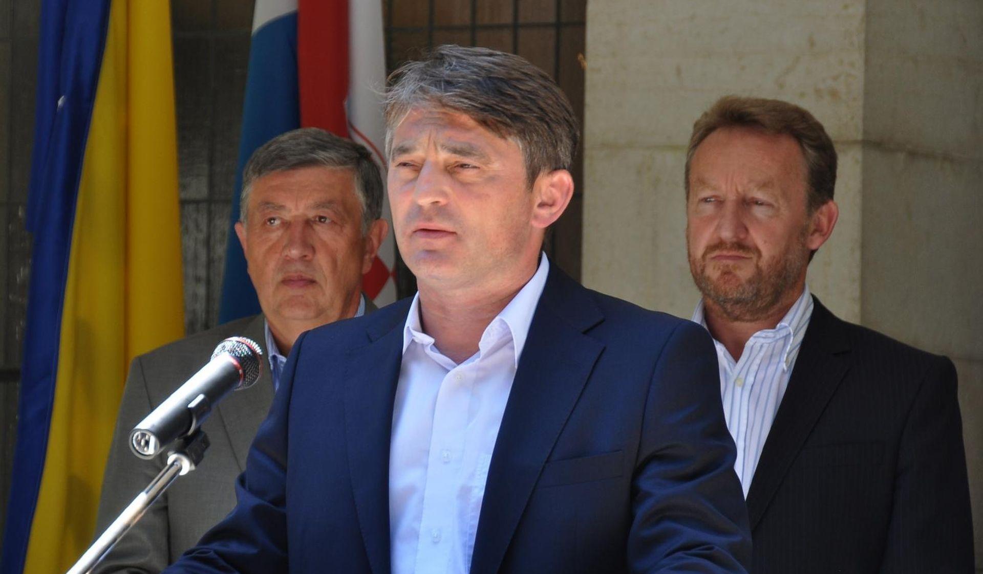 Komšić nepoželjan u 11 općina u Središnjoj Bosni