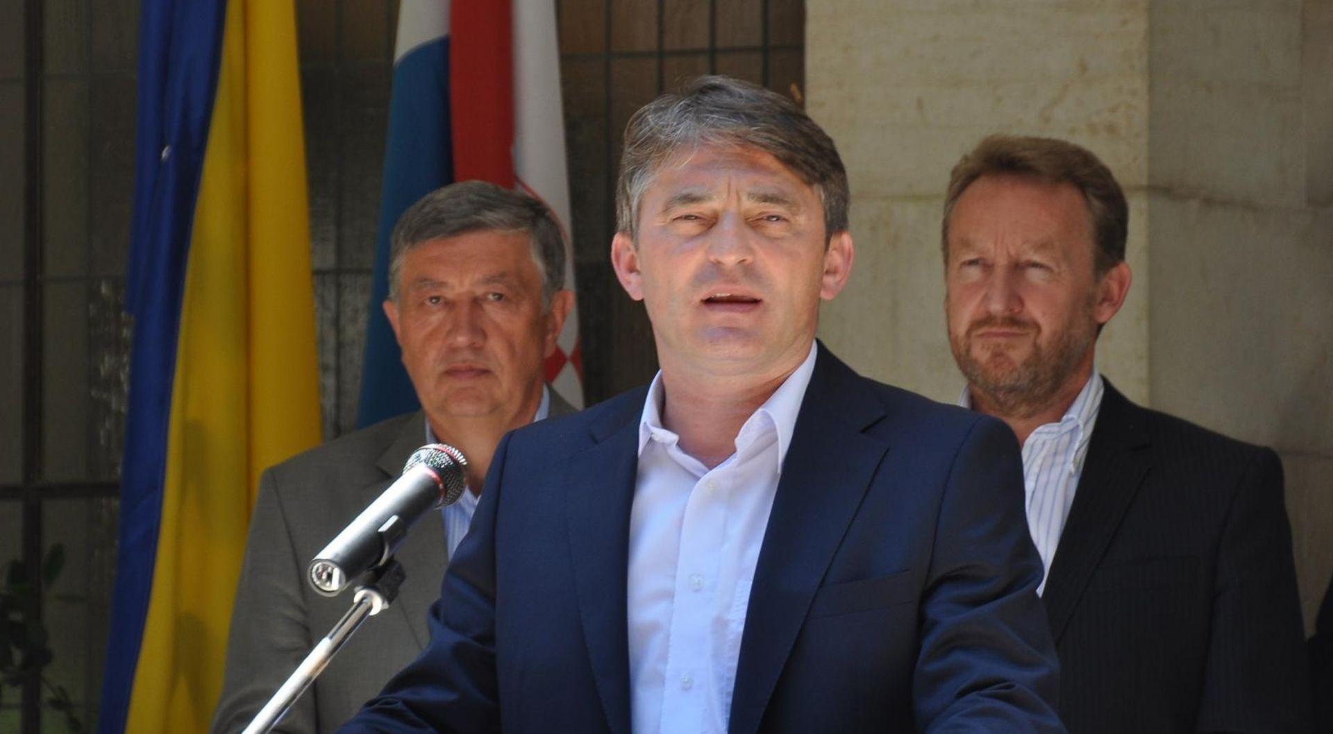 Komšić, Džaferović i Dodik novi članovi Predsjedništva BiH
