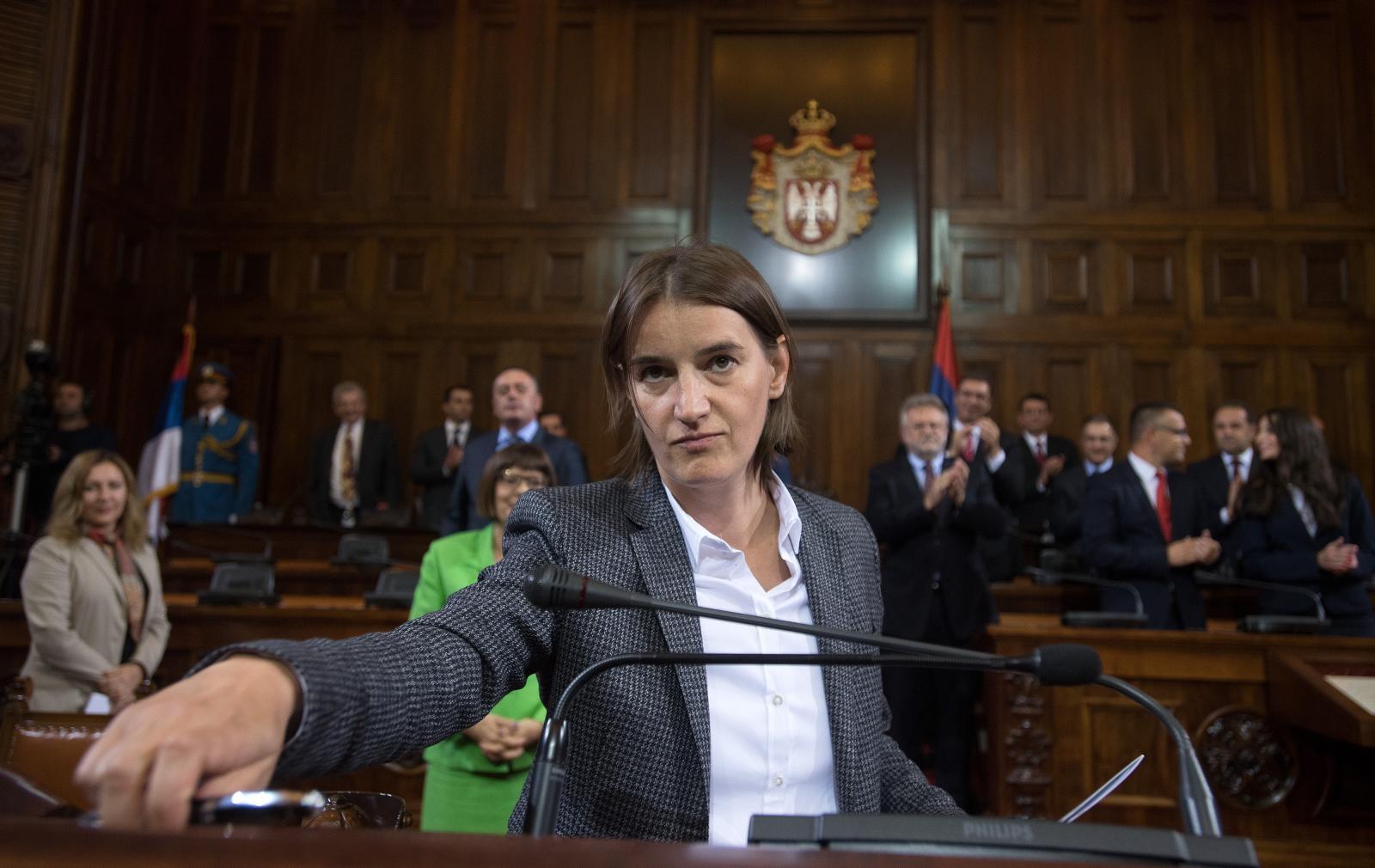 BRNABIĆ 'Vlada je ispunila obećanje o ulaganju 15 milijuna eura u Vojvodinu'