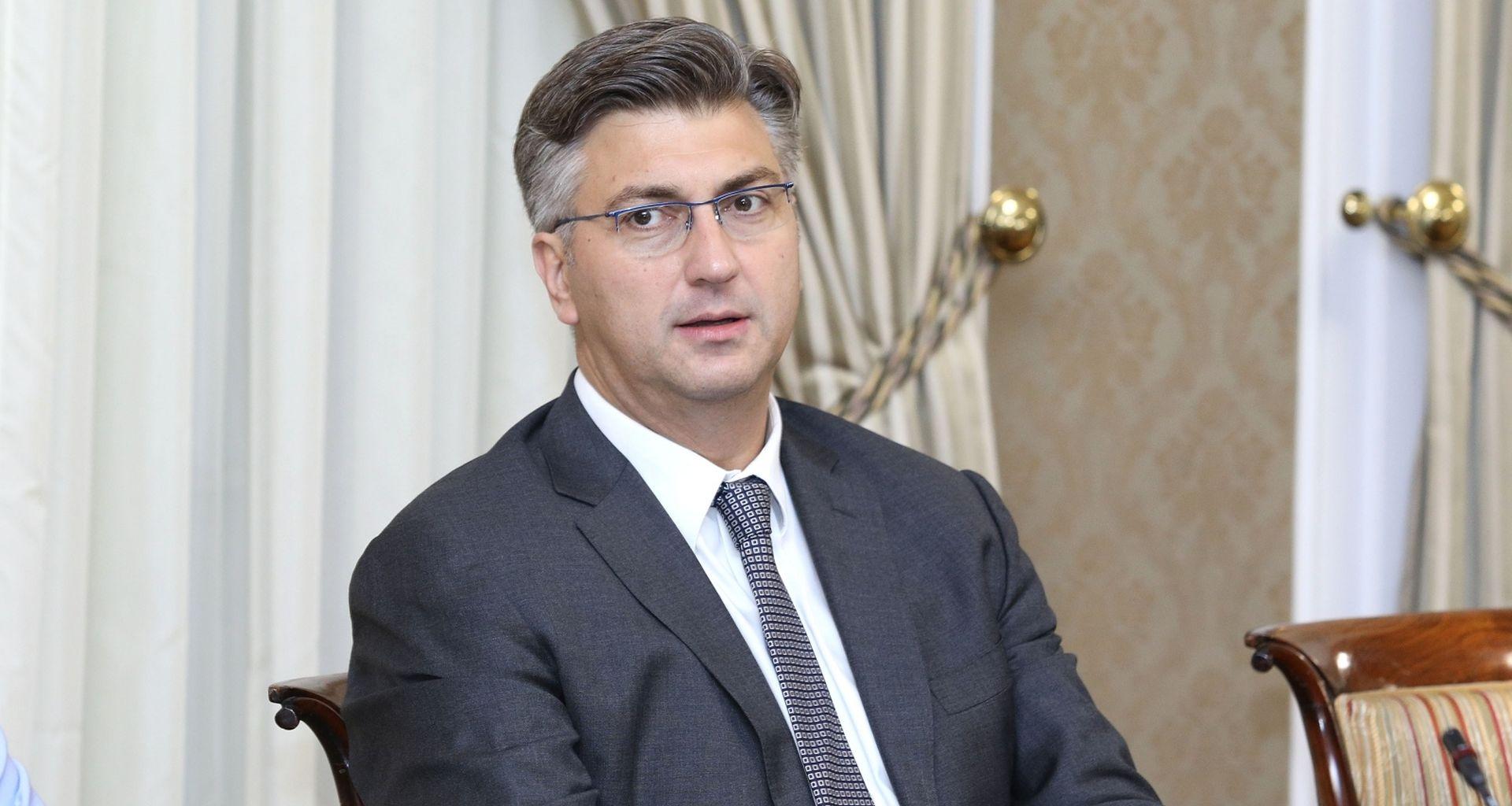 Plenković najavio sastanak s Horvatom o brodogradnji
