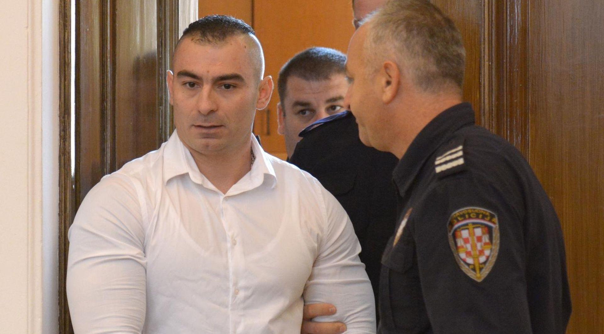 Počelo suđenje Kovačeviću koji je brutalno pretukao 18-godišnjakinju
